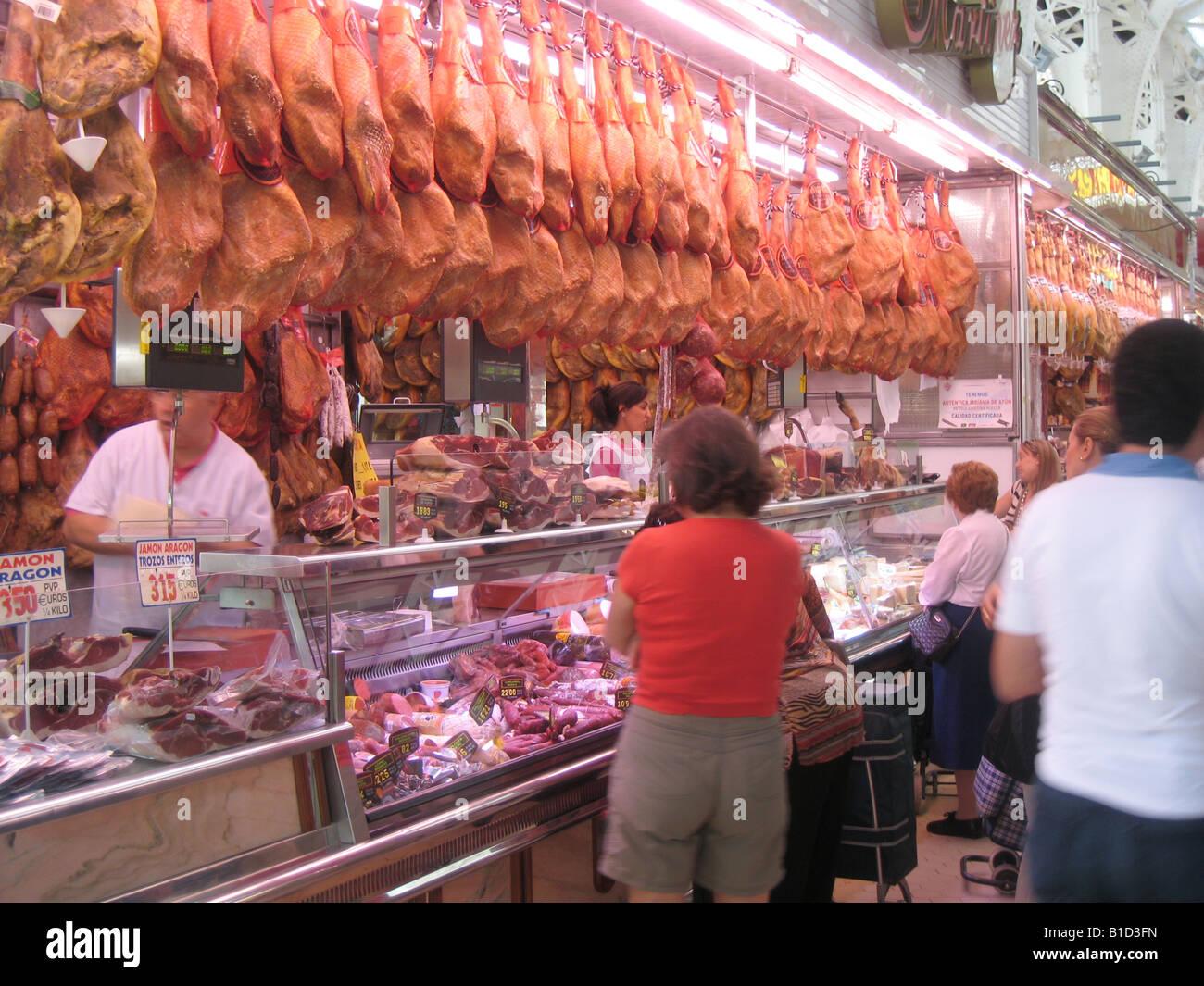 Serrano Ham Jamon Serrano Cured Stock Photos Amp Serrano Ham