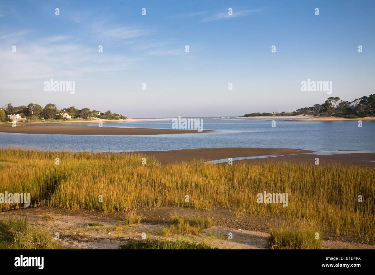La Barra de Maldonado Punta del Este Uruguay - Stock Image