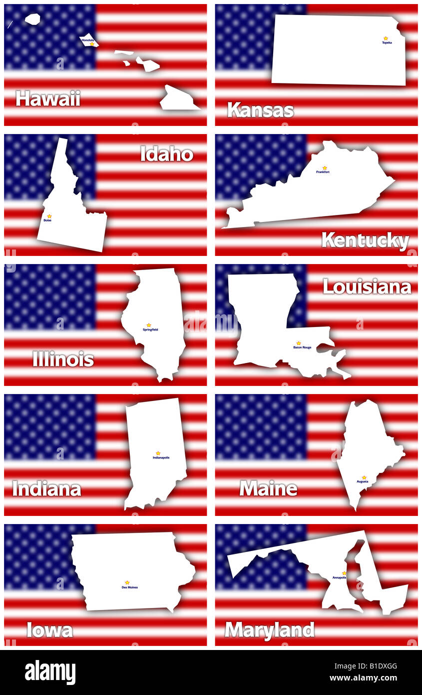 USA states contours with capital city against blurred American flag on mexico of usa, national of usa, maps of usa, native american tribes of usa, industry of usa, ethnic groups of usa, women of usa, states and capitals, religion of usa, new york city, north america, states in usa, new jersey of usa, the 50 states map with the usa, animals of usa, utah of usa, nation of usa, new york, capitals of usa, major regions of usa, massachusetts of usa, united states maps usa, home of usa, united kingdom,