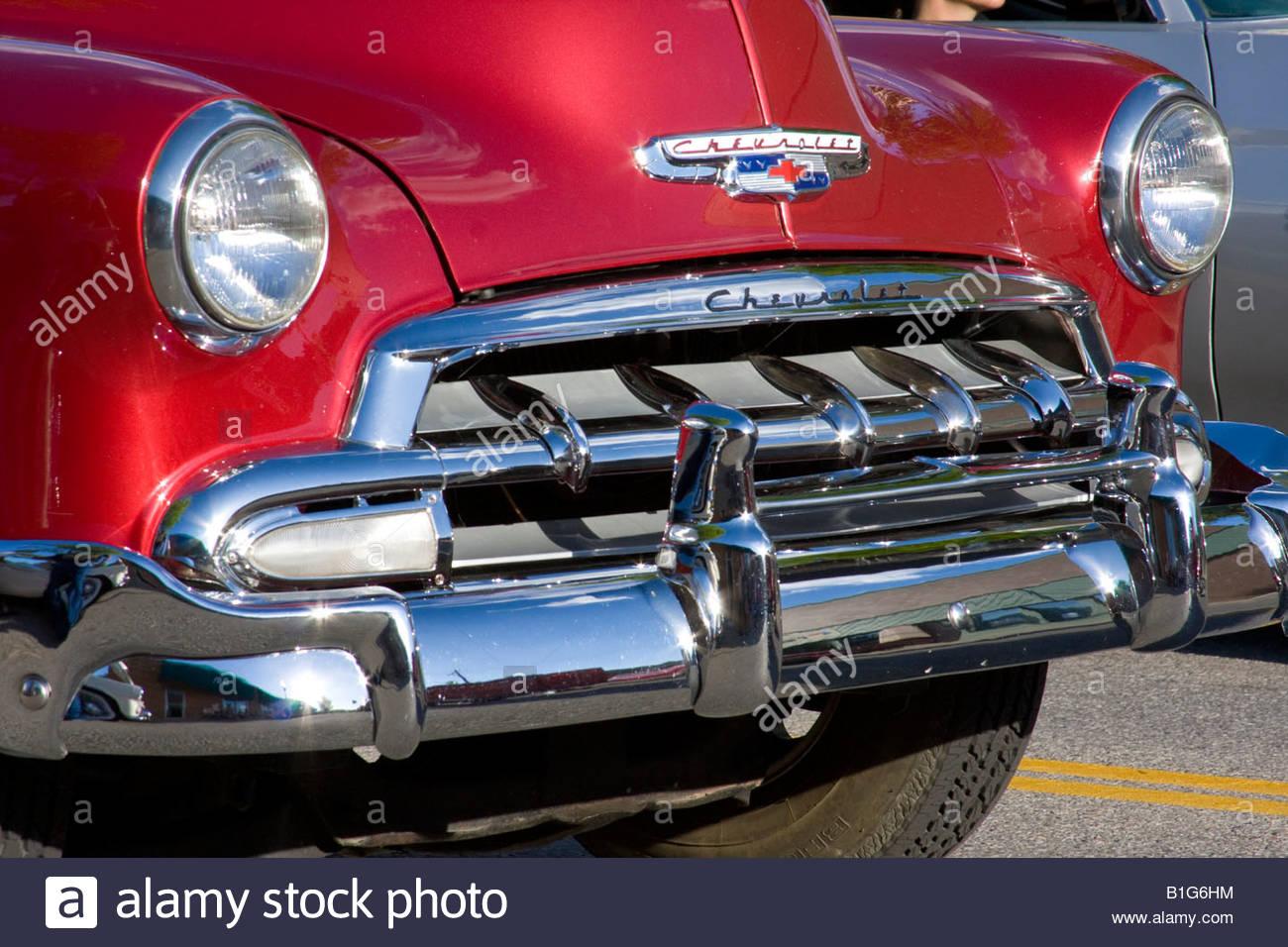 Consider, vintage car chrome variant