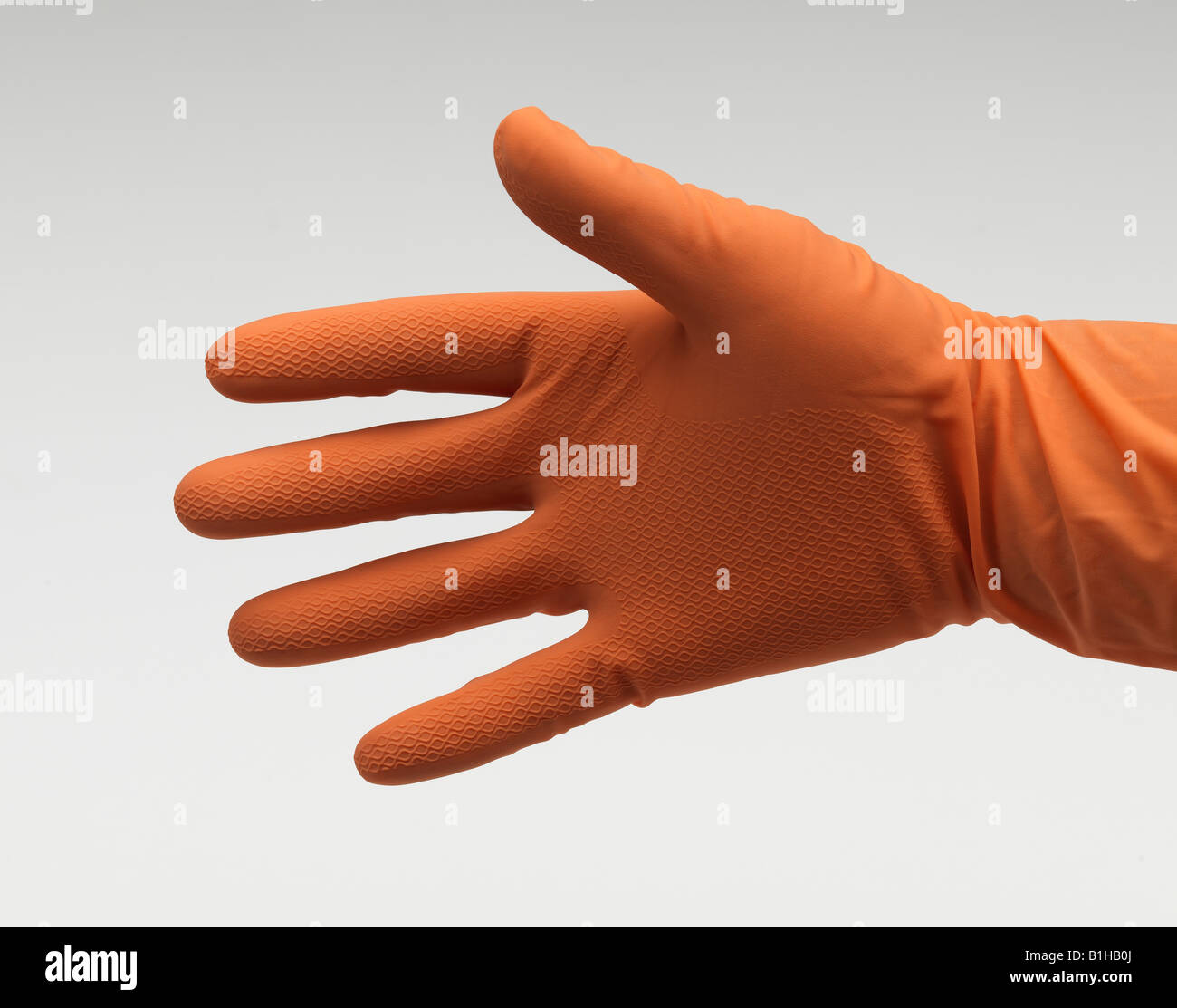 Gloves Glove Orange Cooking Bathroom Toilet Wc Kitchen