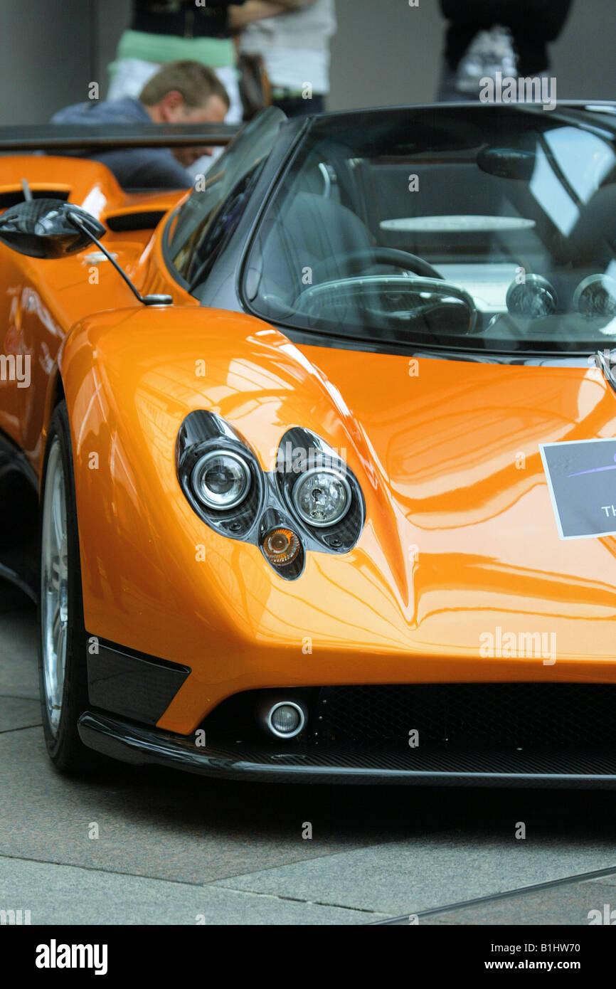 pagani car stock photos & pagani car stock images - alamy