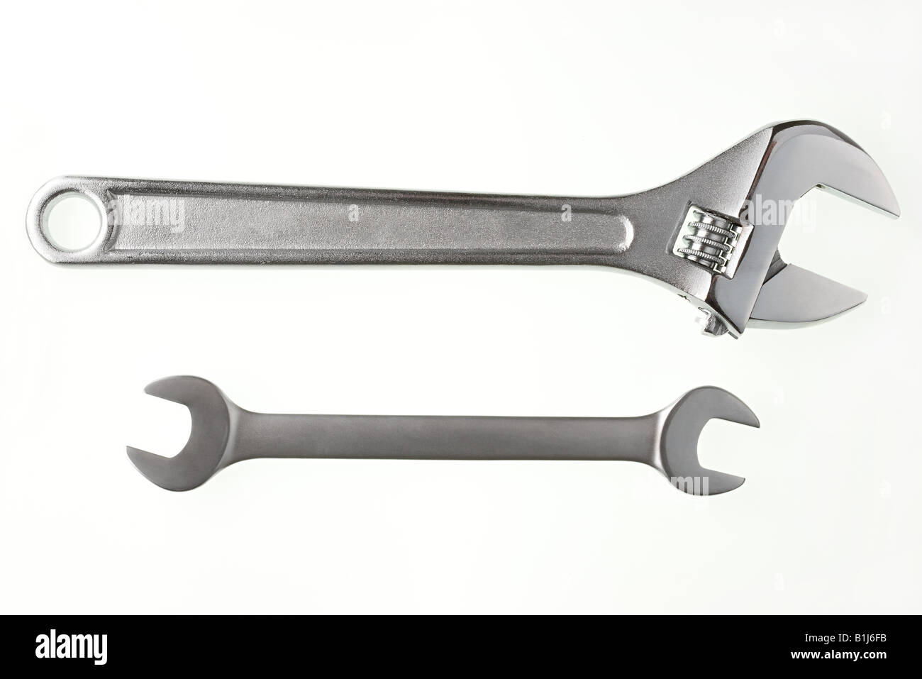 Spanners - Stock Image