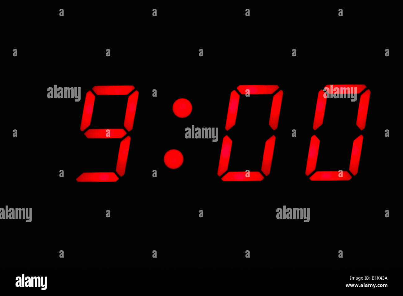 Digital Clock Clipart - ClipartBarn