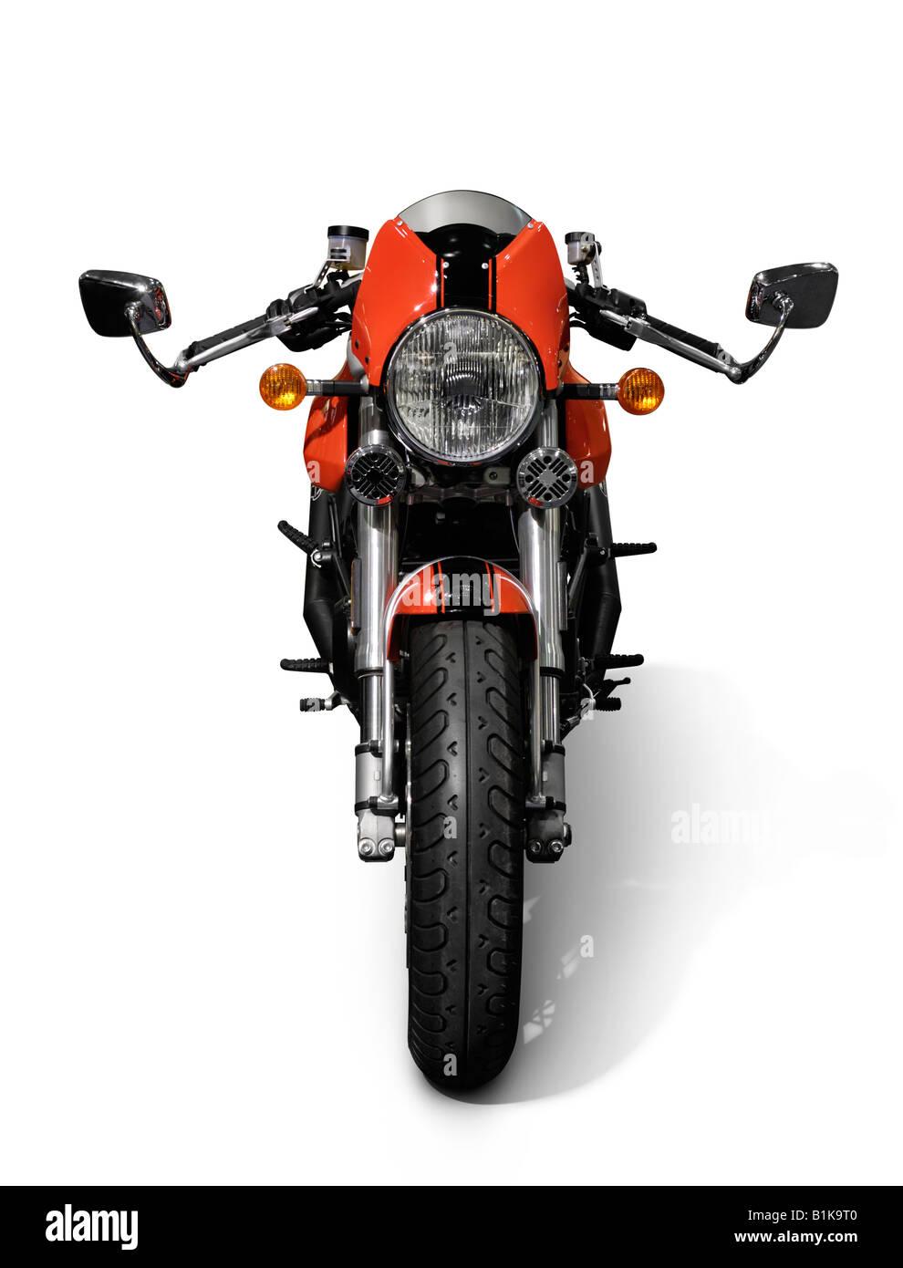 Ducati Sport 1000 motorcycle - Stock Image