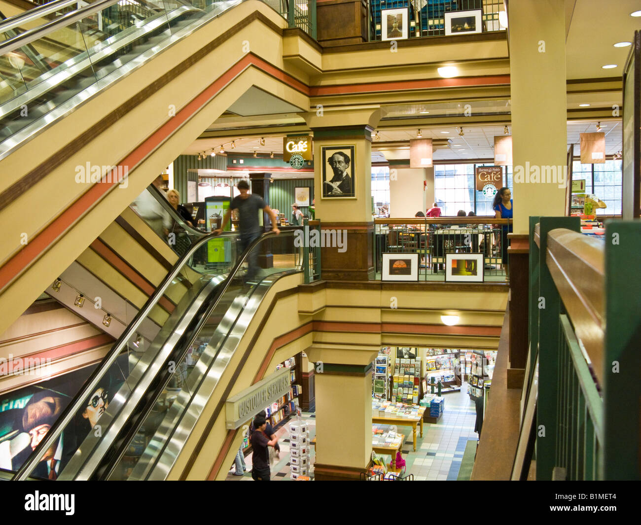 Barnes And Noble Cafe Stock Photos & Barnes And Noble Cafe Stock ...