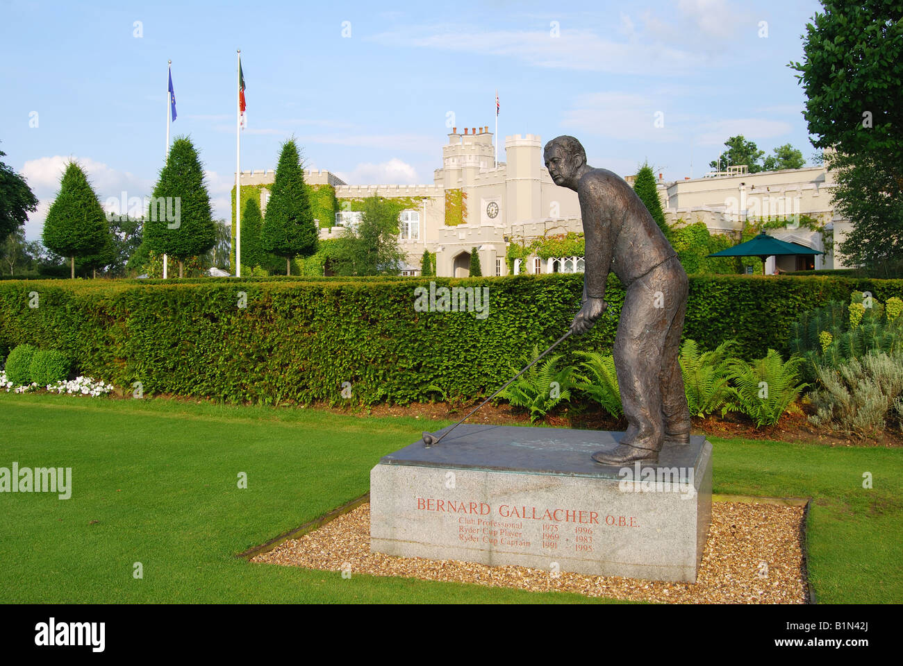 Golf At Wentworth Stock Photos Amp Golf At Wentworth Stock Images Alamy