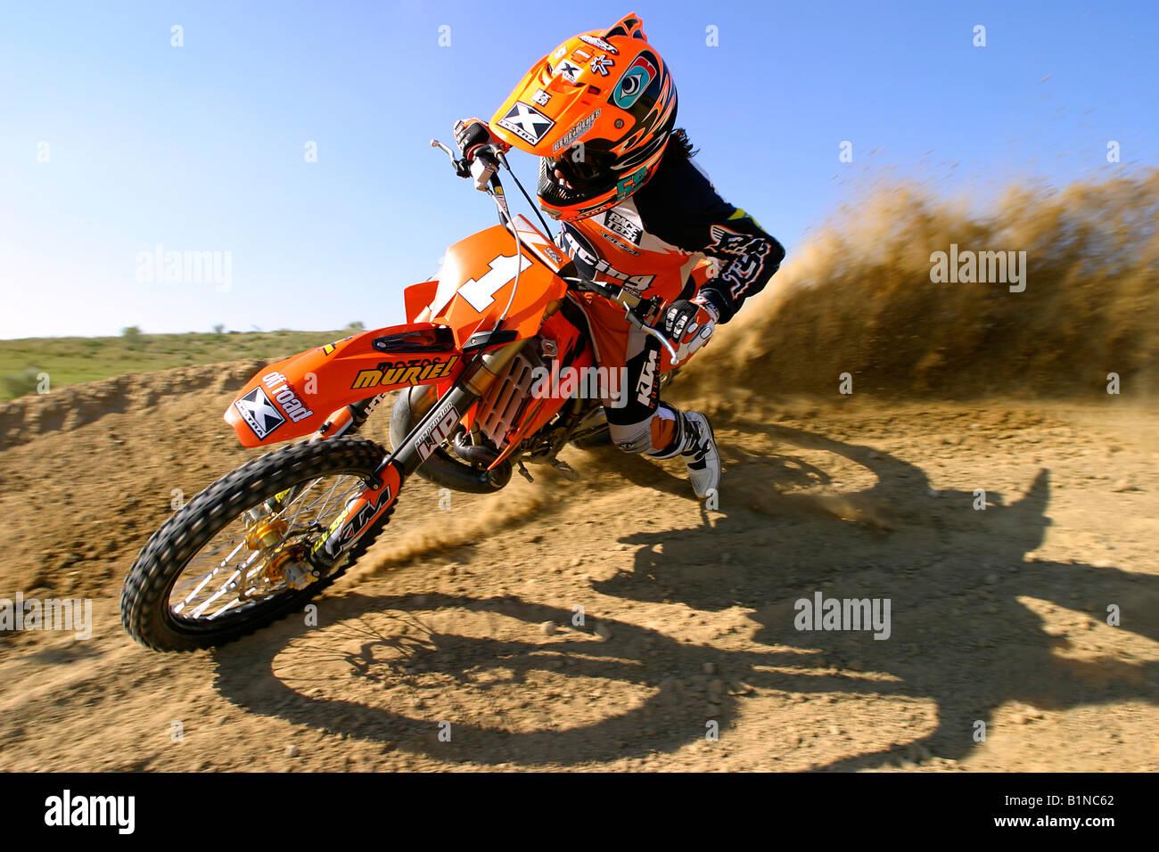 MX with Enrique Torrente - Stock Image