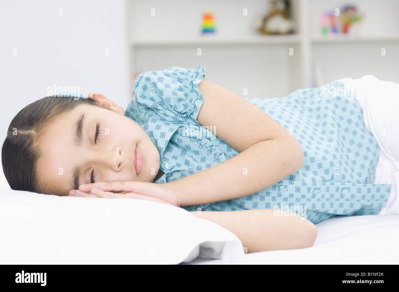 Sleepy girl examination — img 11