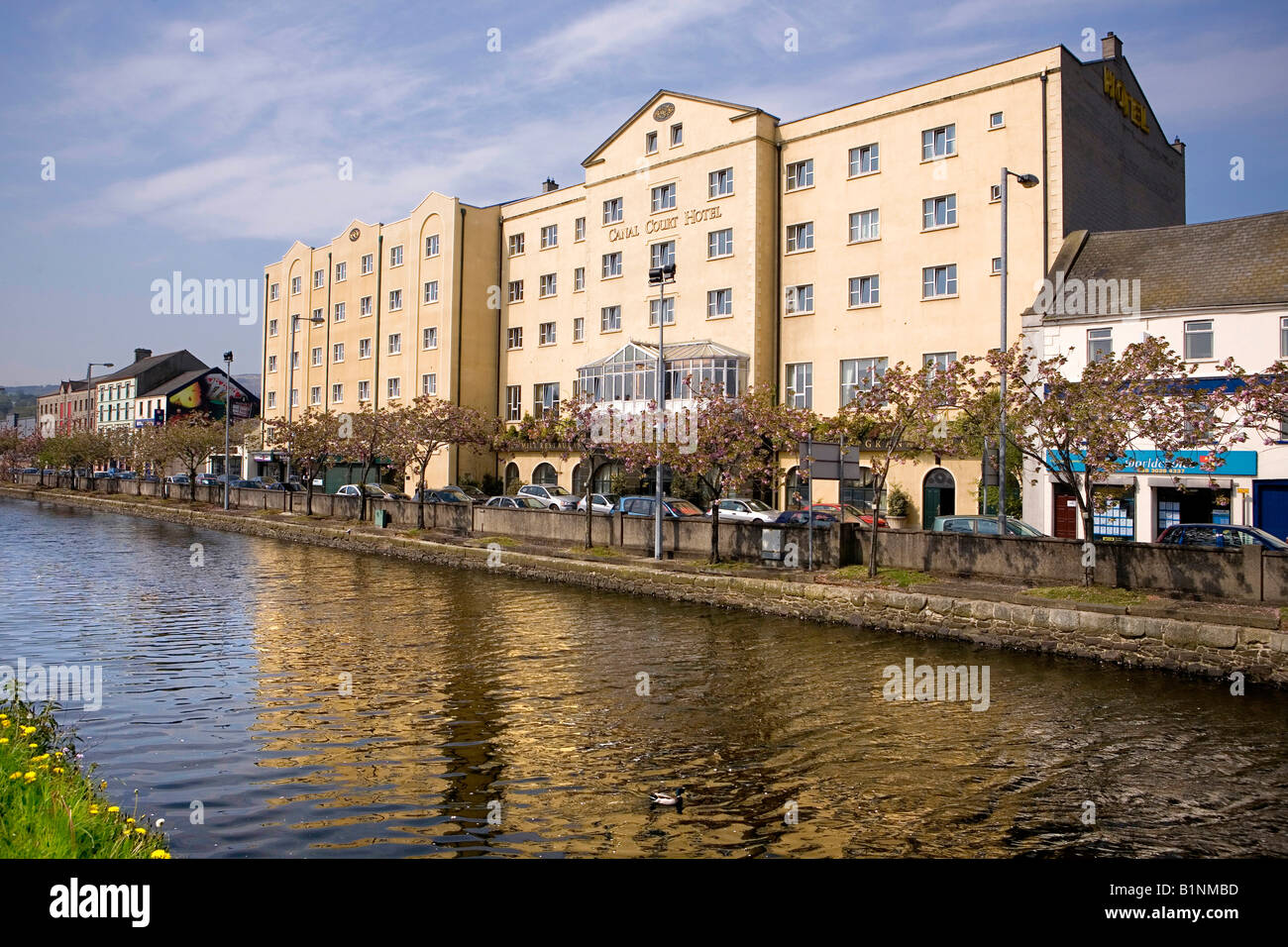Newry Co Armagh Northern Ireland - Stock Image
