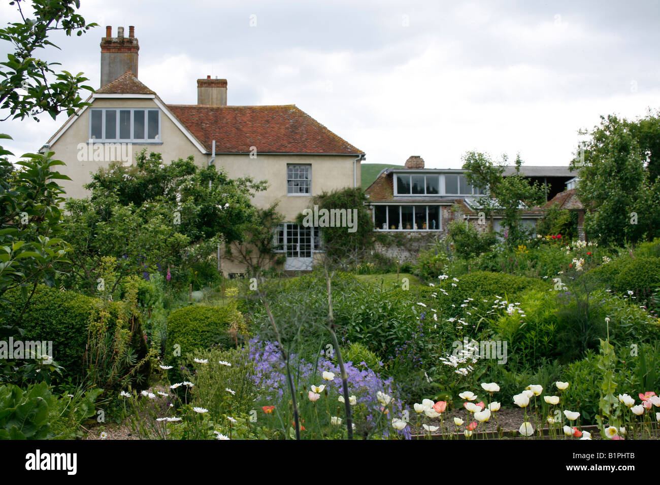charleston farmhouse sussex england home to the