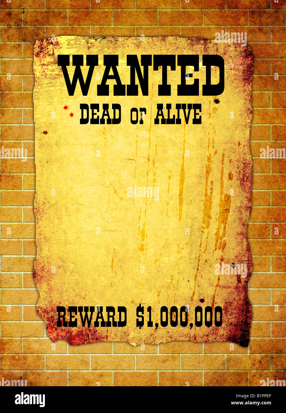 Wanted Poster Stock Photos Wanted Poster Stock Images Alamy