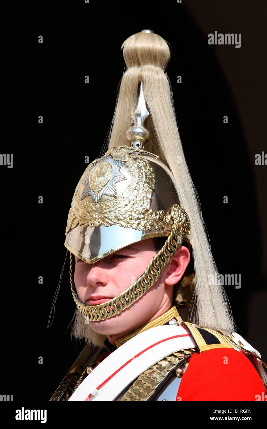 Royal Cavalry, London, England, Great Britain, Europe - Stock Image