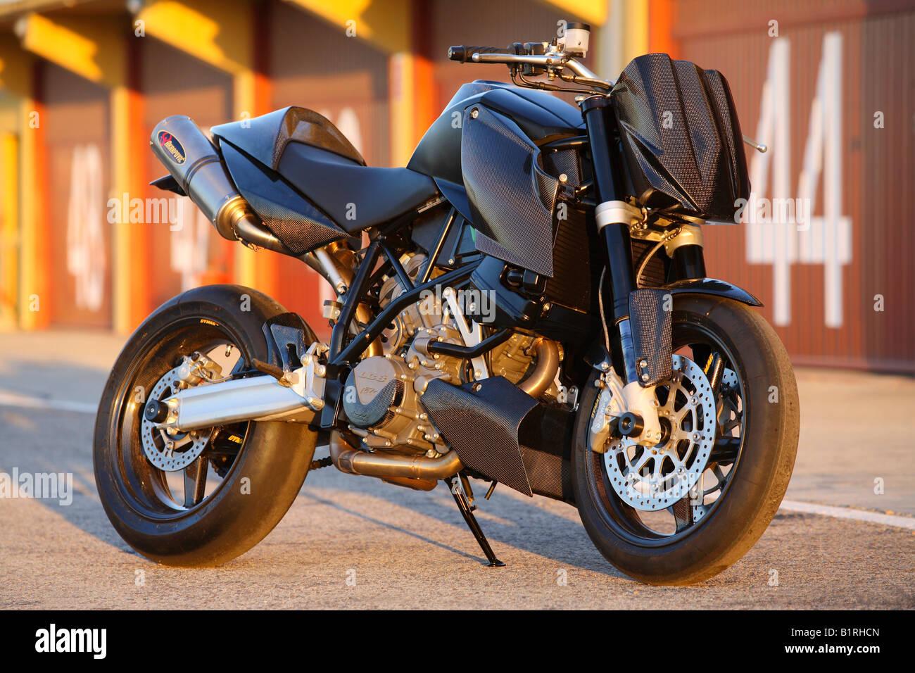 Motorbike KTM Superduke R   Stock Image