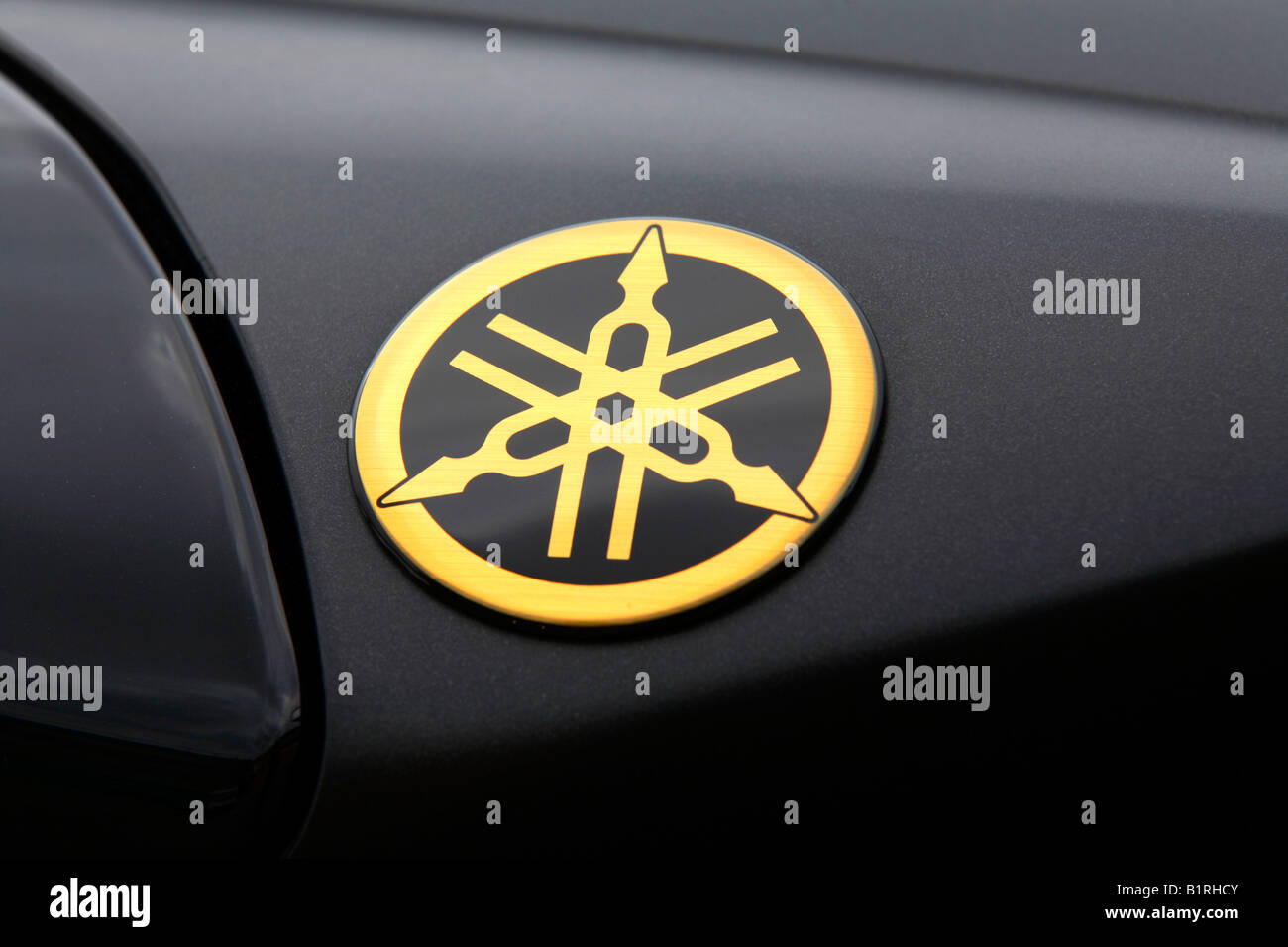 Yamaha Logo Stock Photos Yamaha Logo Stock Images Alamy