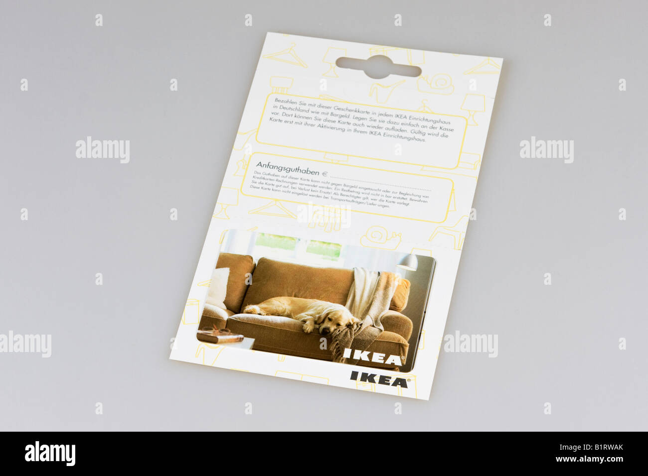 Ikea Card Stock Photos Ikea Card Stock Images Alamy