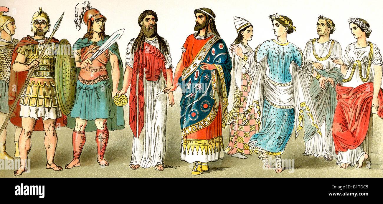 etruscan women