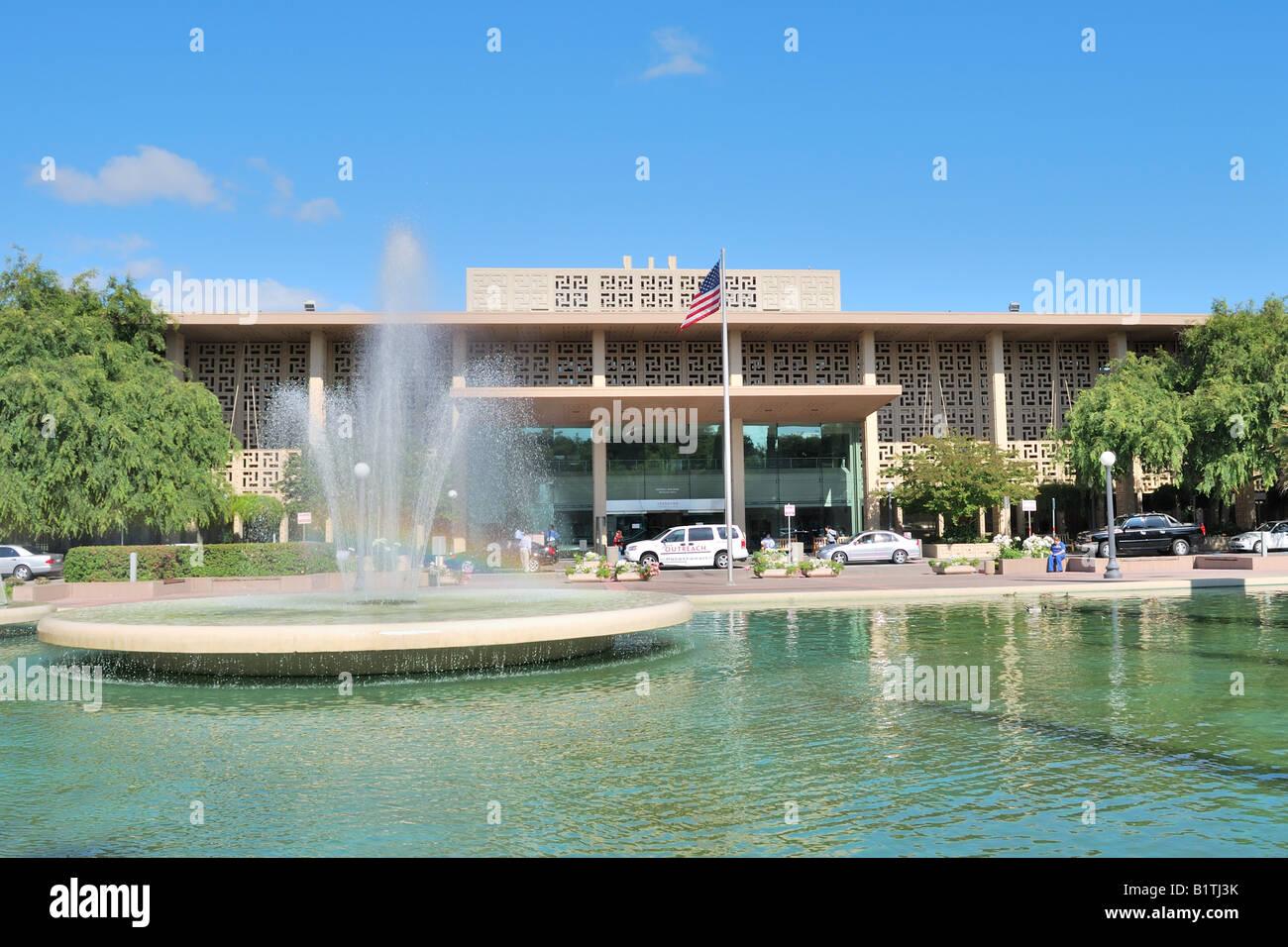Stanford University Medical Center >> Main Entrance To The Medical Center At Stanford University