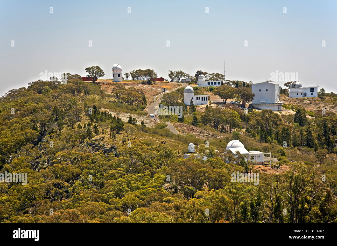 Anglo Australian Telescope Stock Photos Amp Anglo Australian