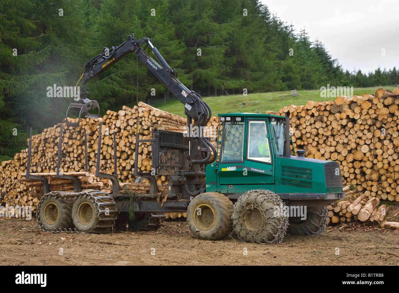Timberjack Stock Photos & Timberjack Stock Images - Alamy