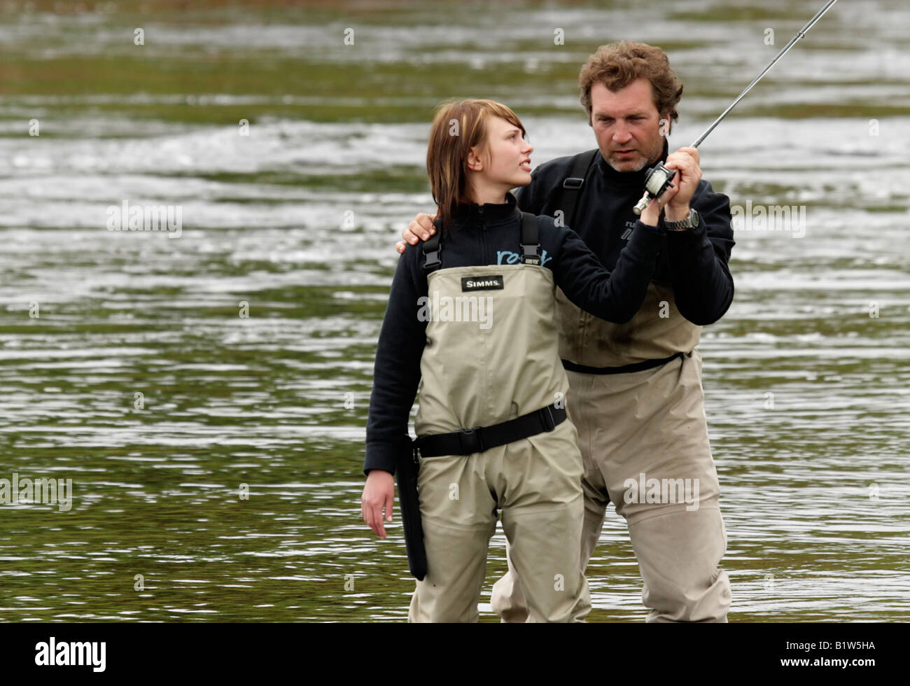 First Murmansk Open Fly Fishing Cup at 28 29th June 2008 year Songui Kola  River Kola e39d5d496ce9
