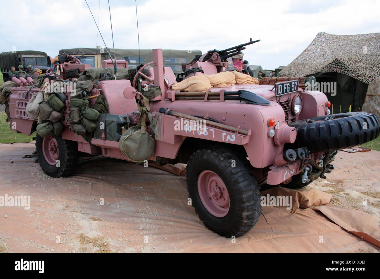 and pictures news panther sale landrover research for vehicle history sales value land range rover pink