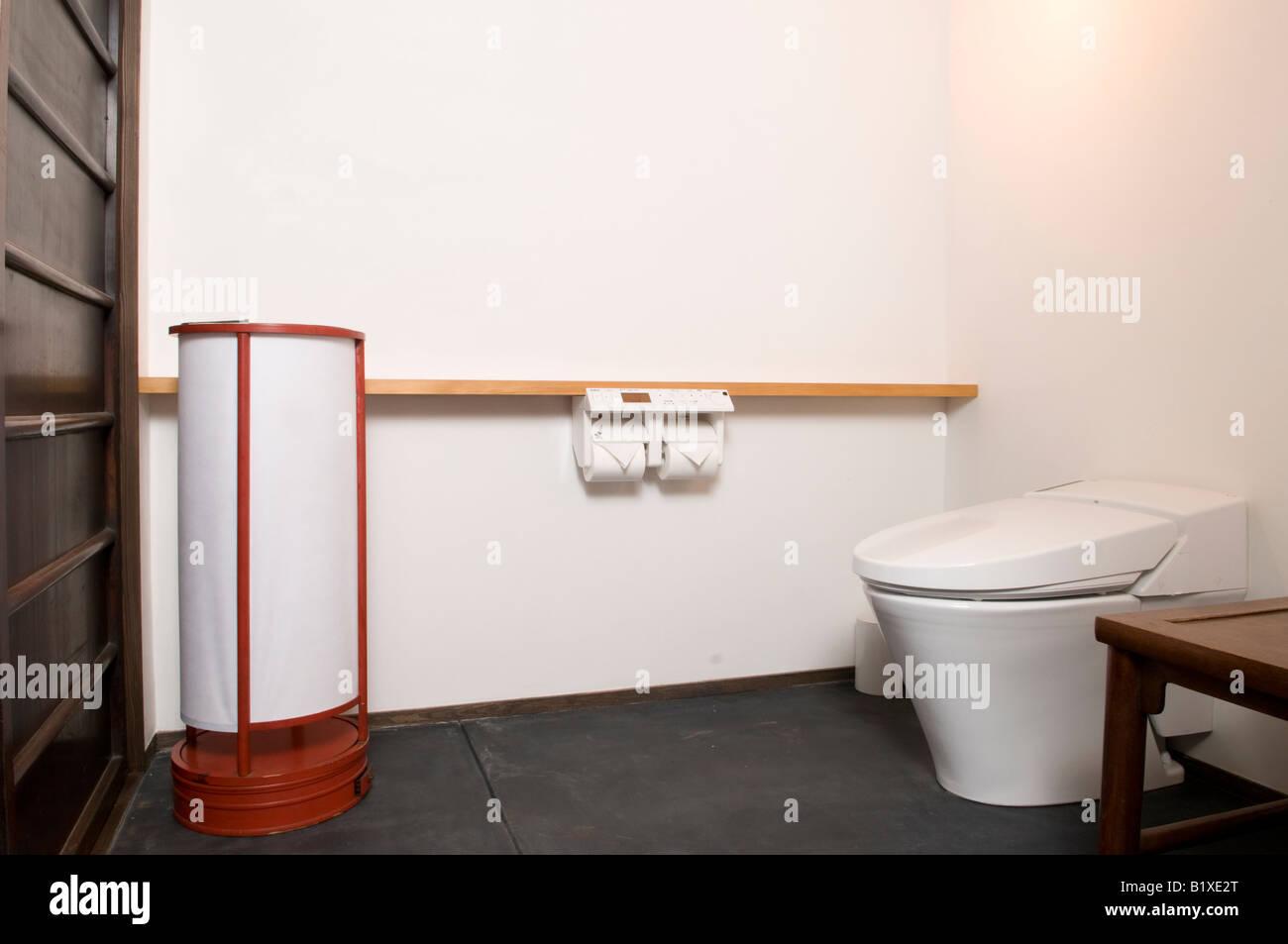 Japanese Toilets Stock Photos & Japanese Toilets Stock Images - Alamy