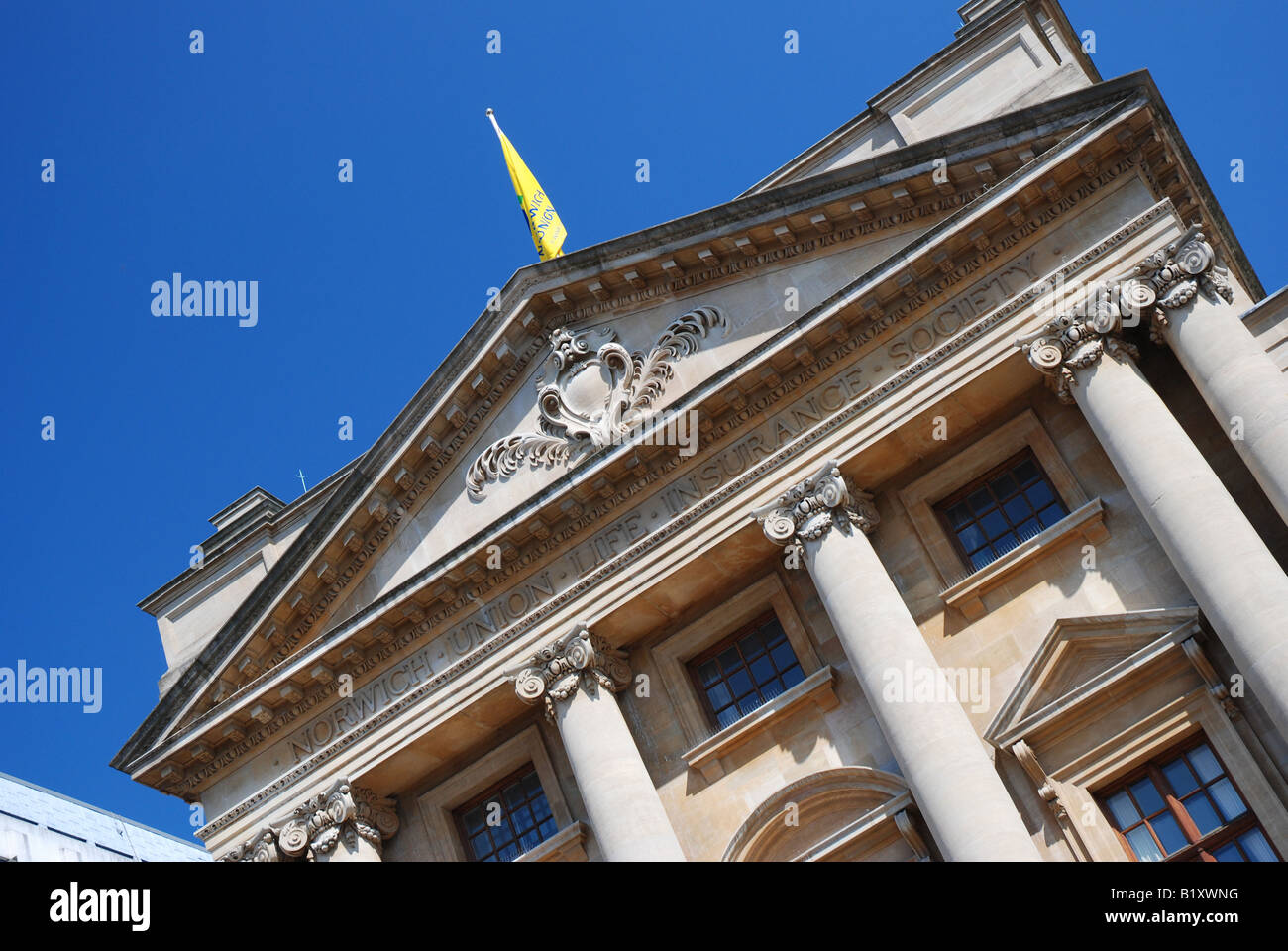Surrey House/Marble Hall, Norwich Union HQ, England - Stock Image
