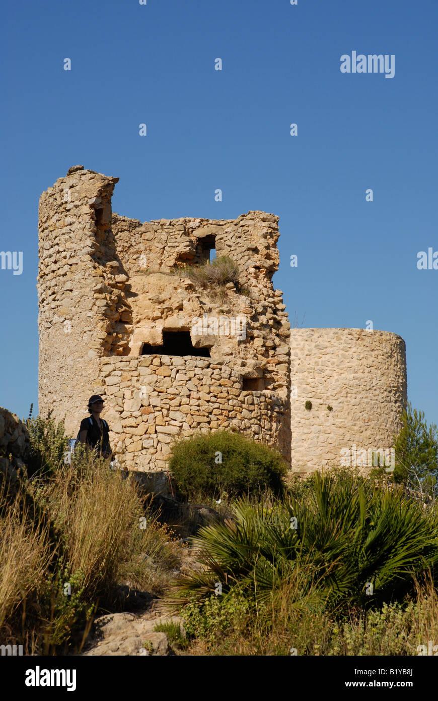 Spanish building blocks stock photos spanish building blocks stock images alamy - Stock uno alicante ...