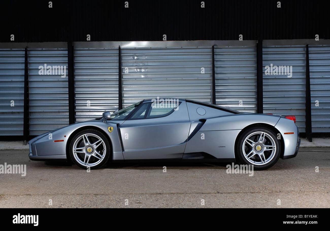 Ferrari Enzo 2003 - Stock Image