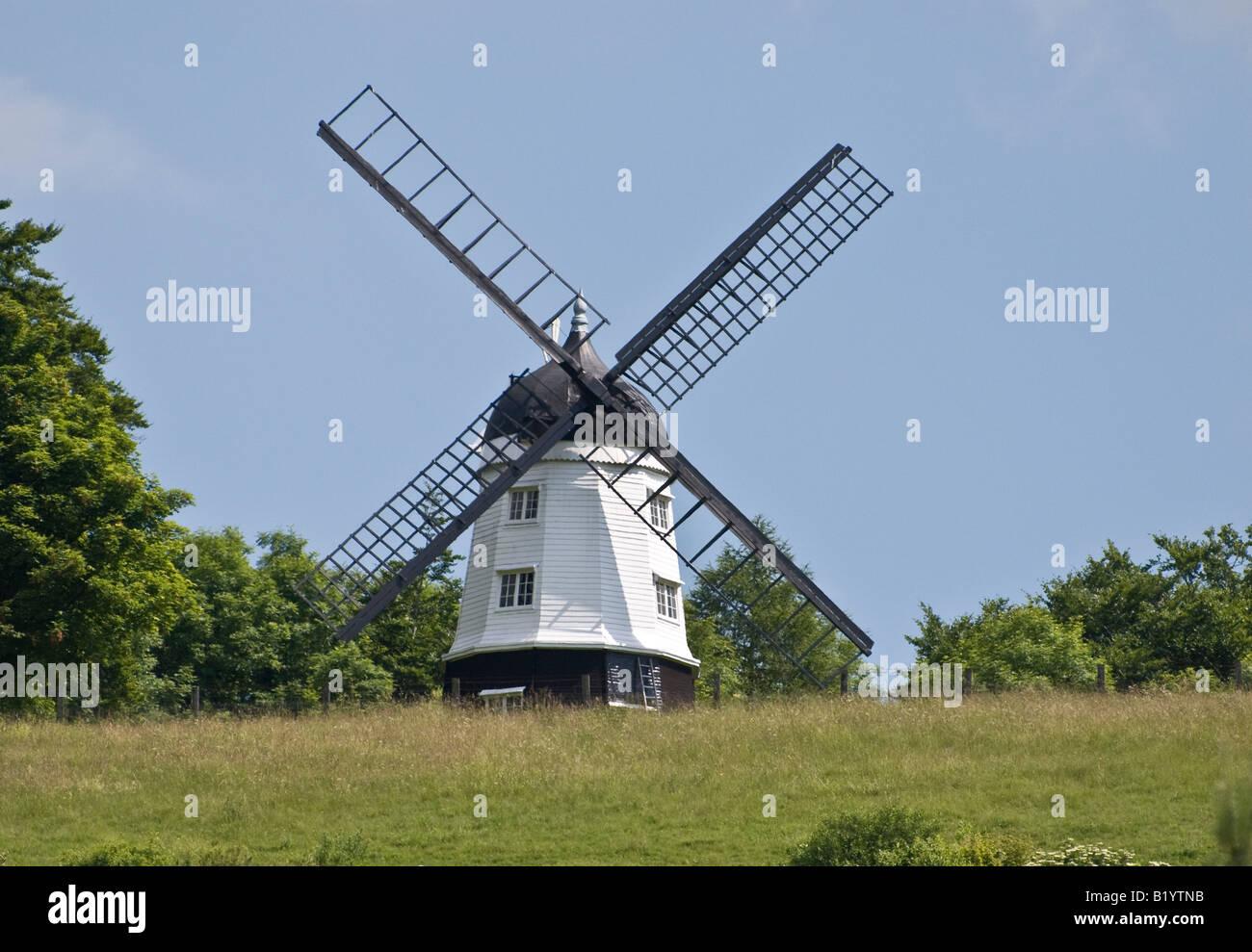 Turville Mill Buckinghamshire UK - Stock Image