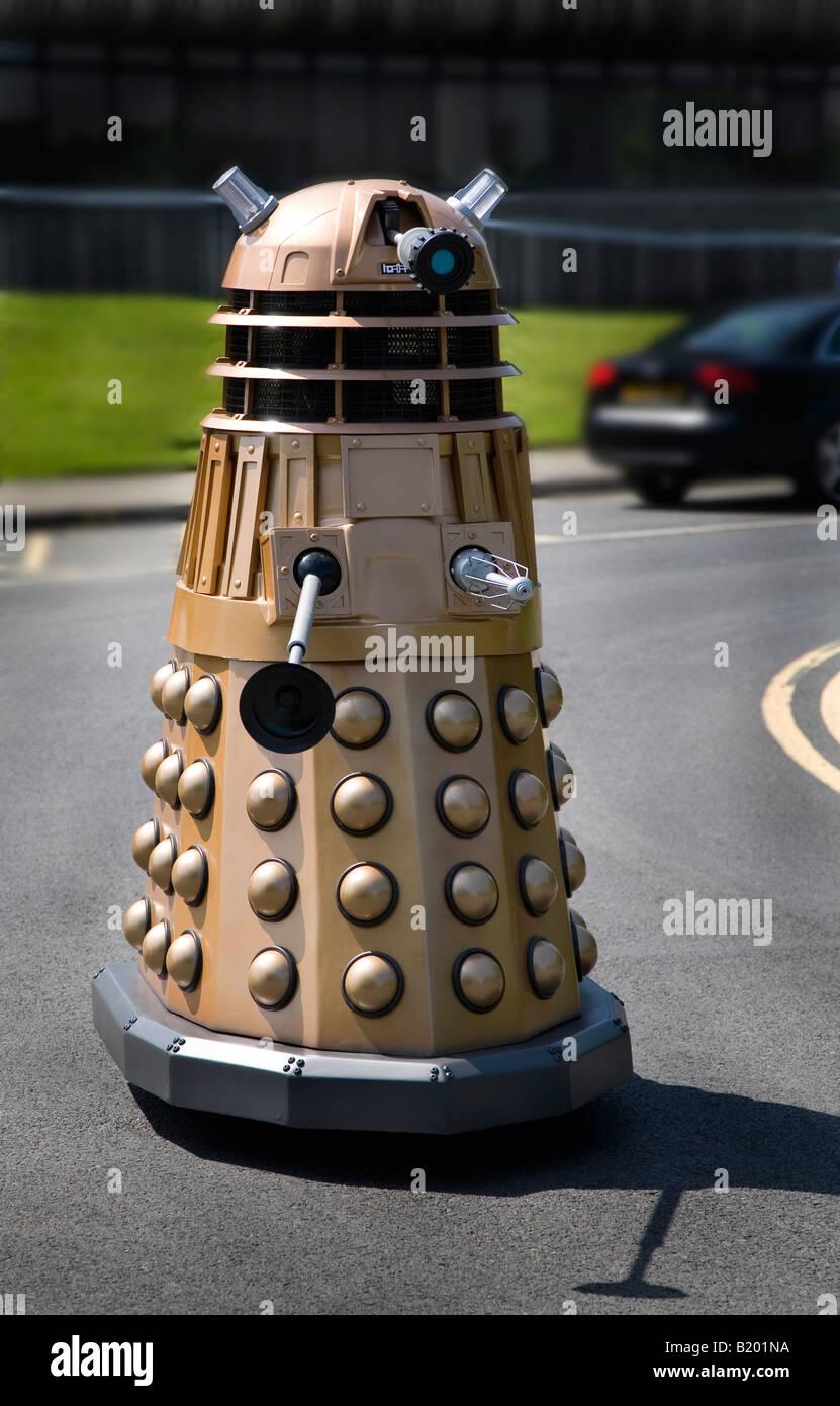 Dalek - Stock Image