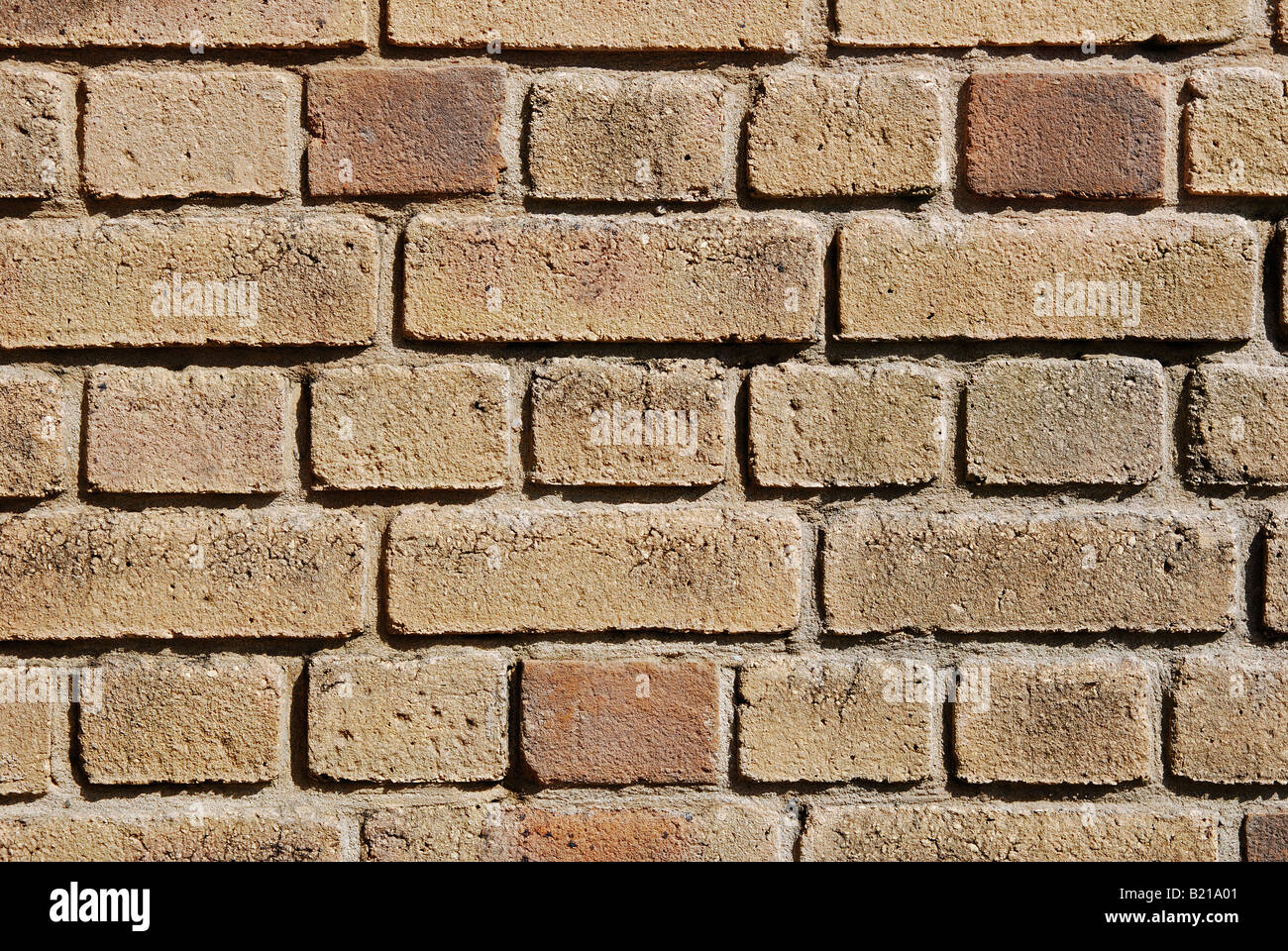 a brickwall background - Stock Image