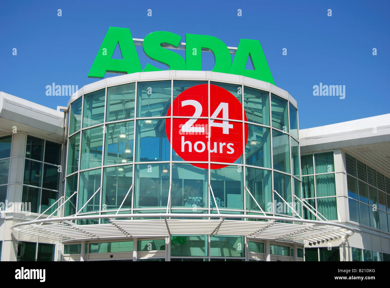 Asda Food Shopping