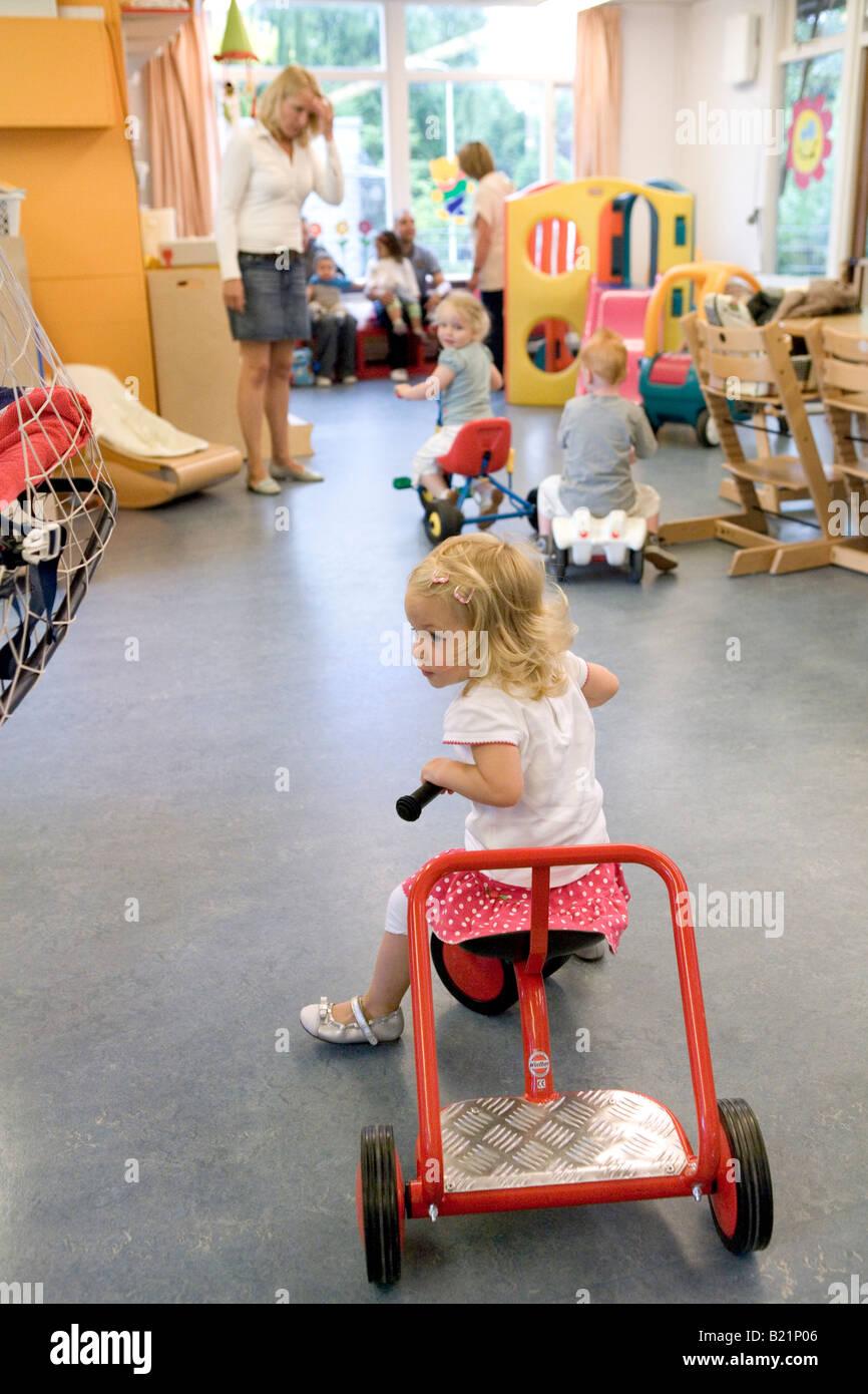 Daycare center Stock Photo