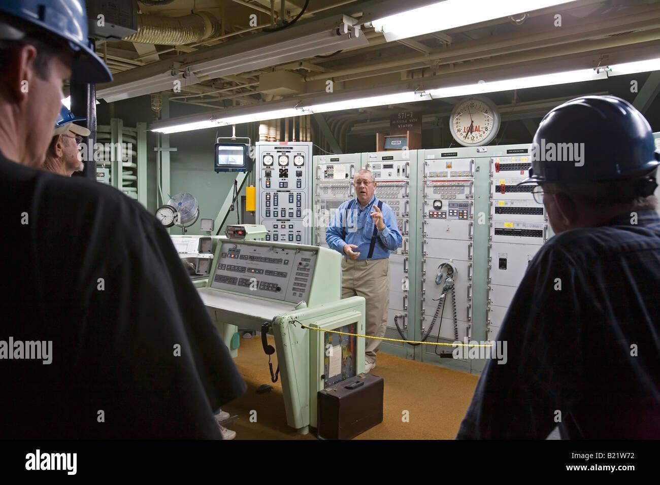 Titan Missile Museum - Stock Image