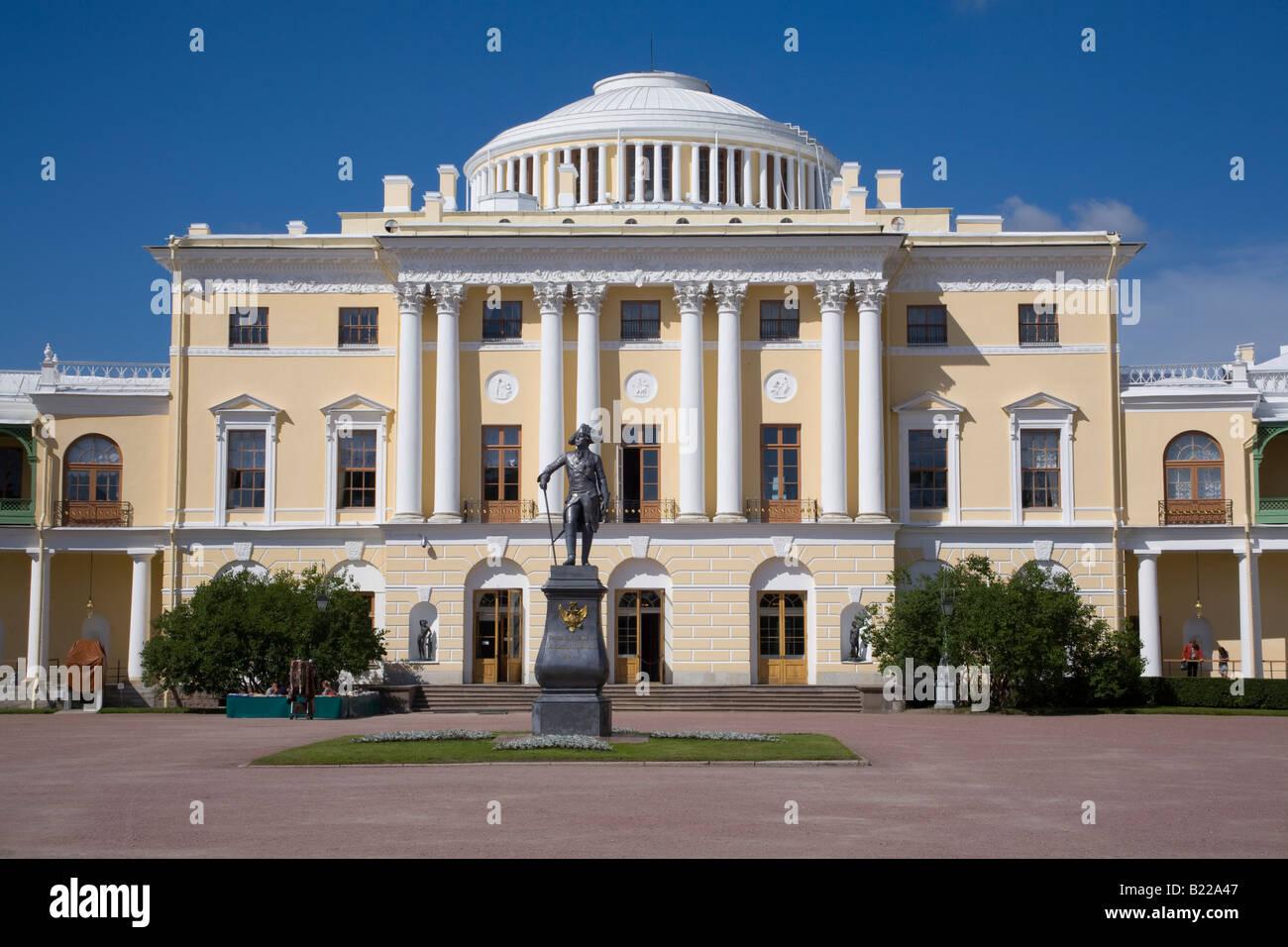 Pavlovsk, Museum-Reserve: description, mode of operation, how to get 65