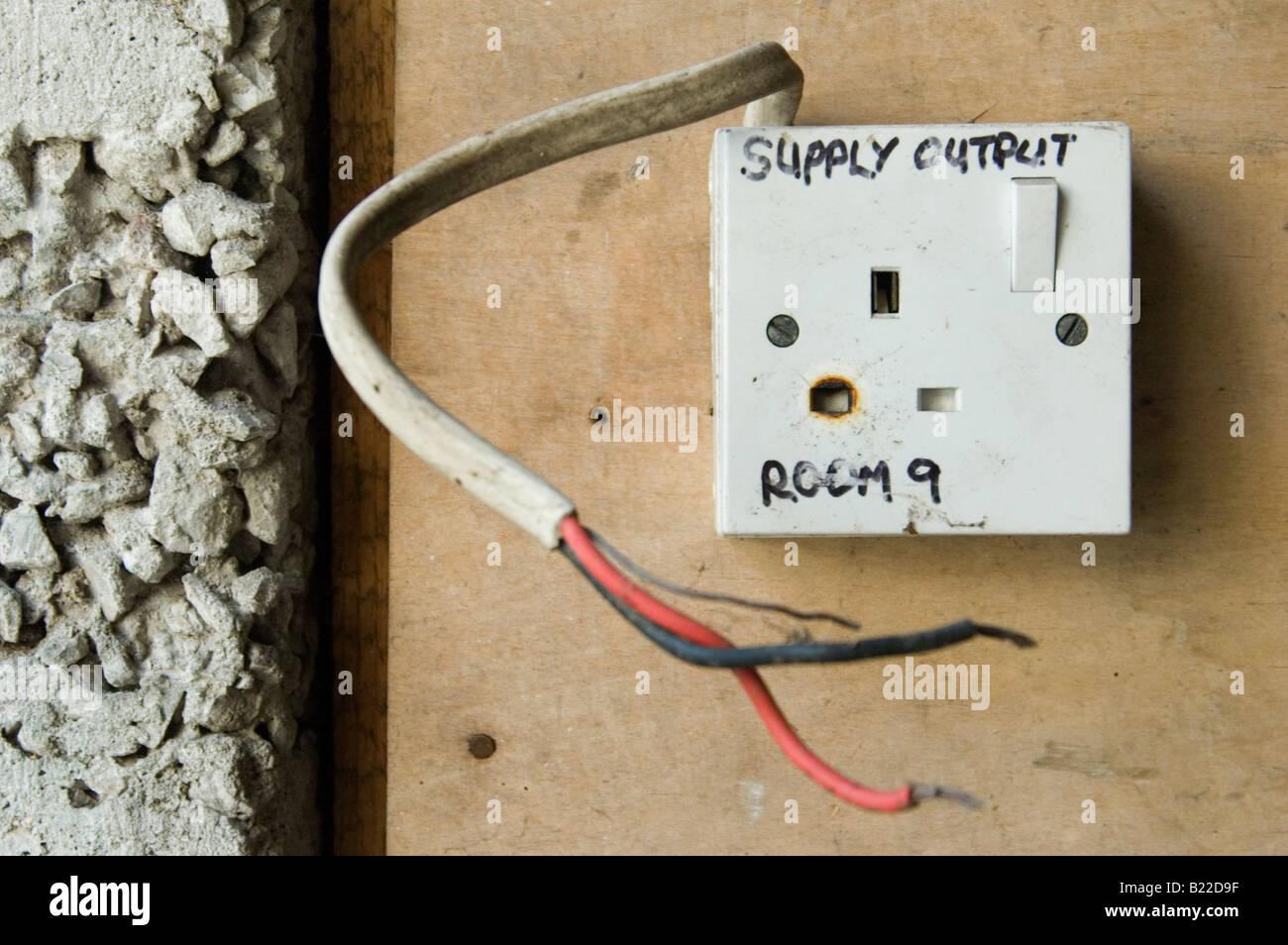 Wiring Wall Socket Uk