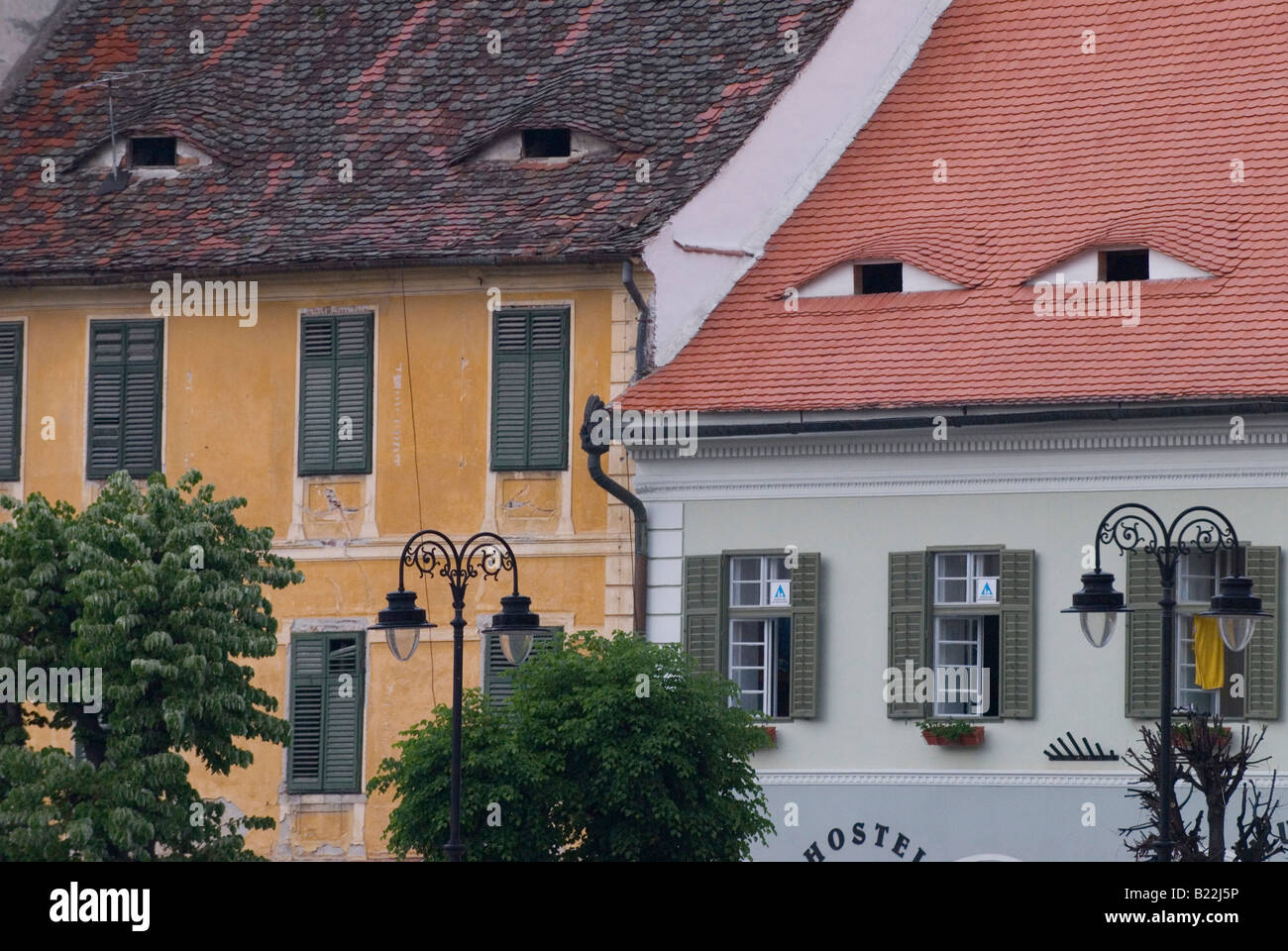 Eyes Of Sibiu High Resolution Stock Photography And Images Alamy