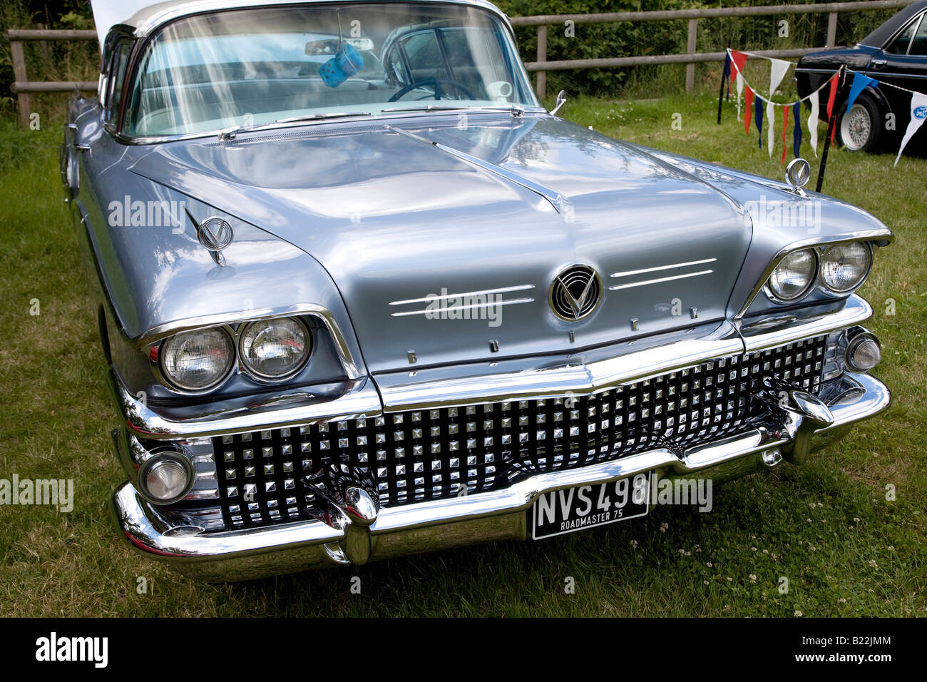 Buick Muscle Car >> A Classic Buick Muscle Car Stock Photo 18498276 Alamy