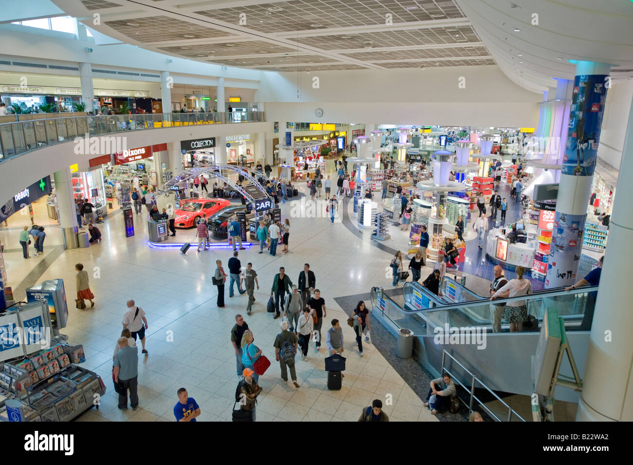 Gatwick South Terminal Shops >> Gatwick Airport North Terminal Departures Shopping Mall