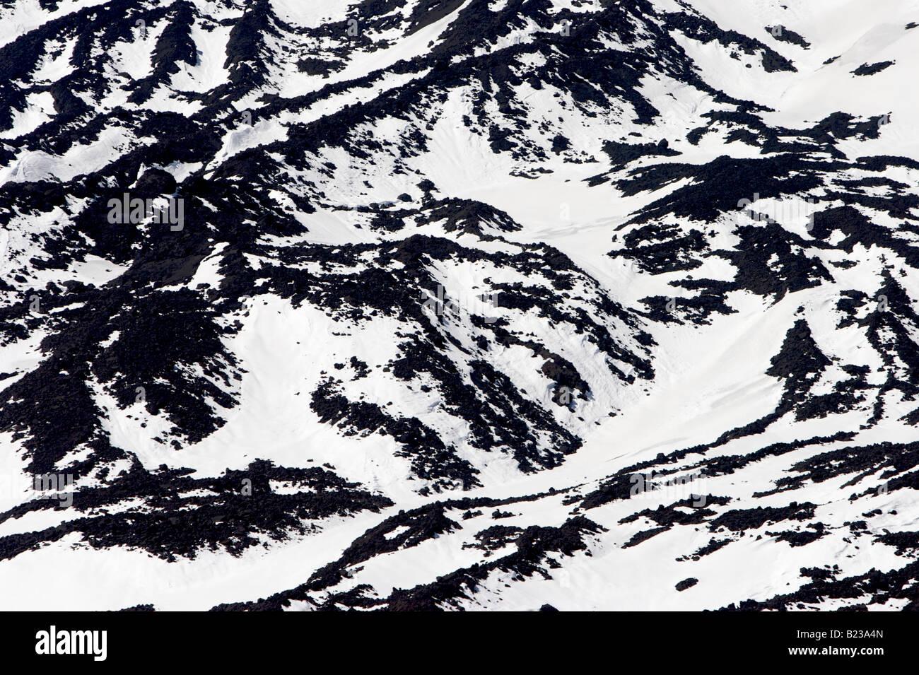 Snowcapped Imágenes De Stock Snowcapped Fotos De Stock: Etna Snow Stock Photos & Etna Snow Stock Images