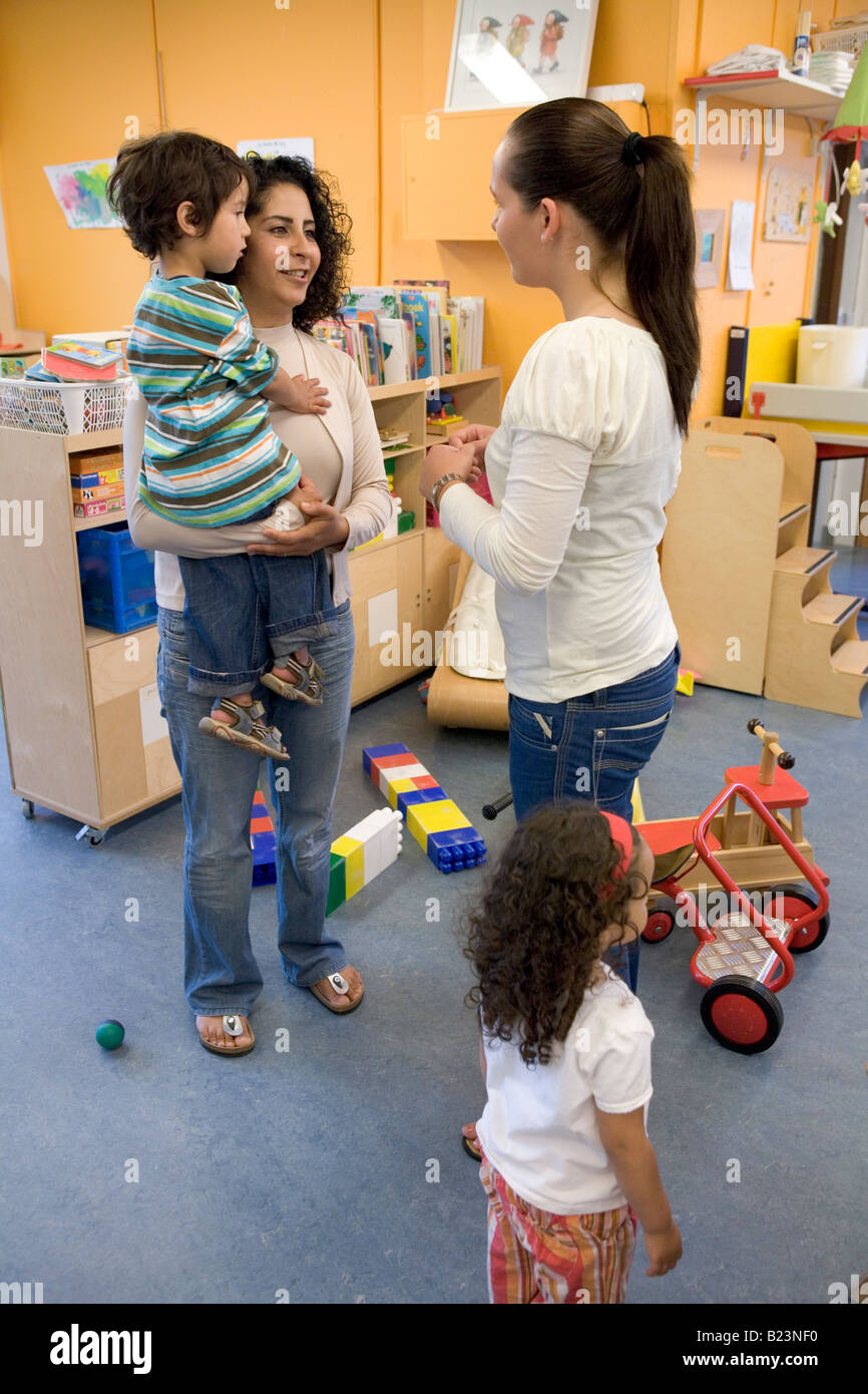 Daycare center Stock Photo
