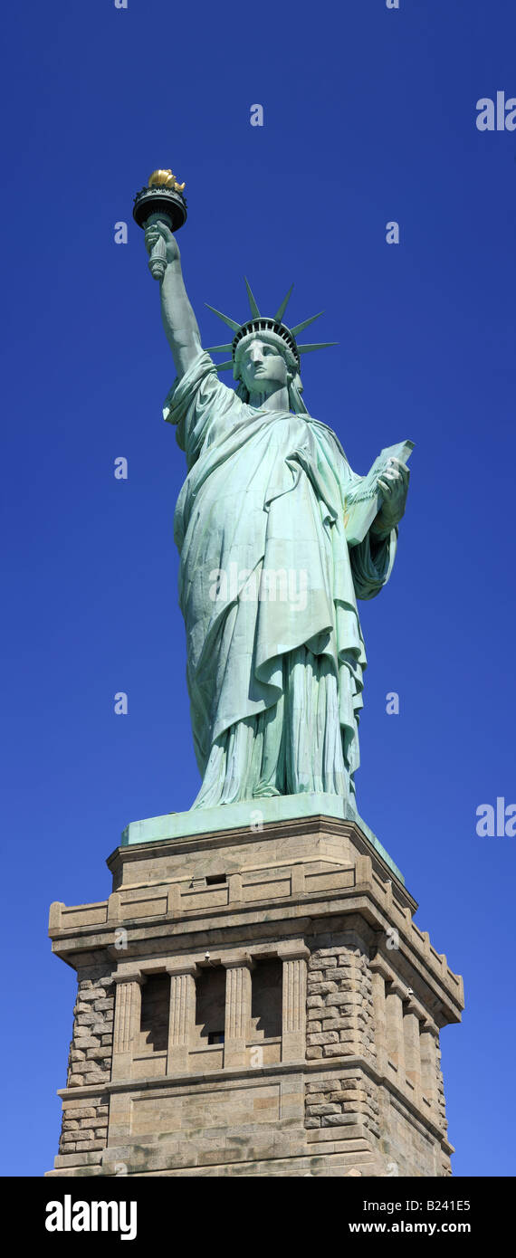 pedestal of and york island free view statue new image ground above royalty tickets city photo the liberty stock