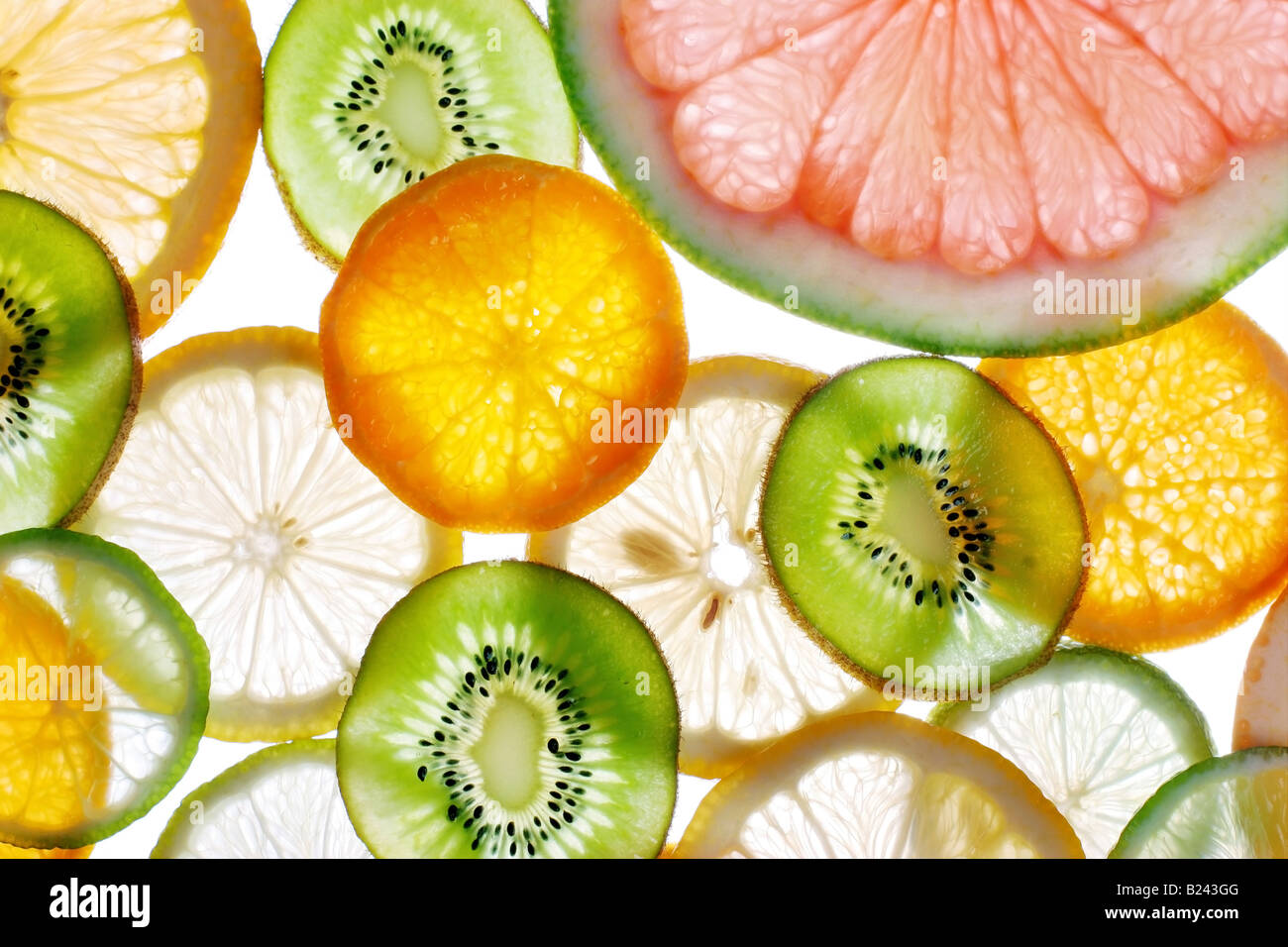 citrus - Stock Image
