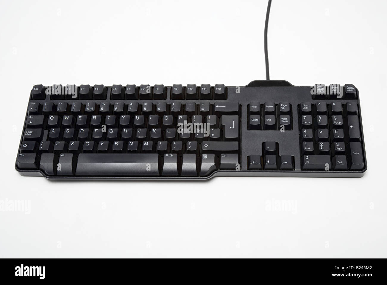 Computer keyboard - Stock Image