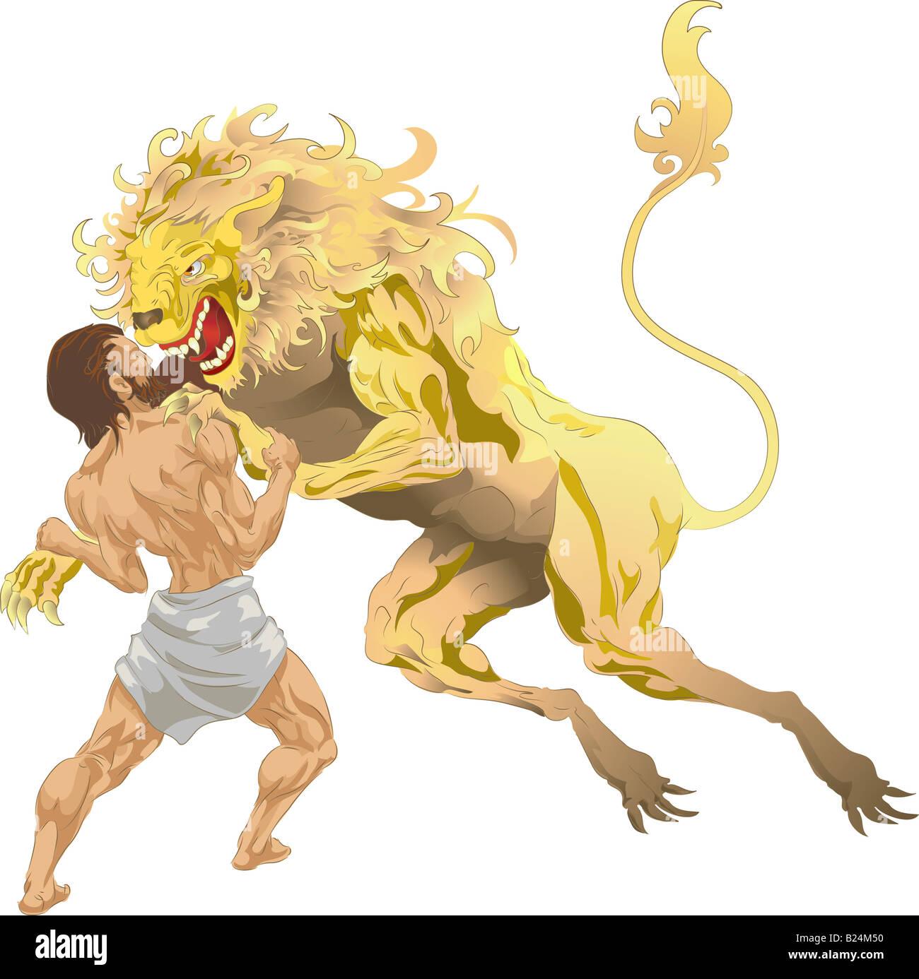 Hercules fist labor