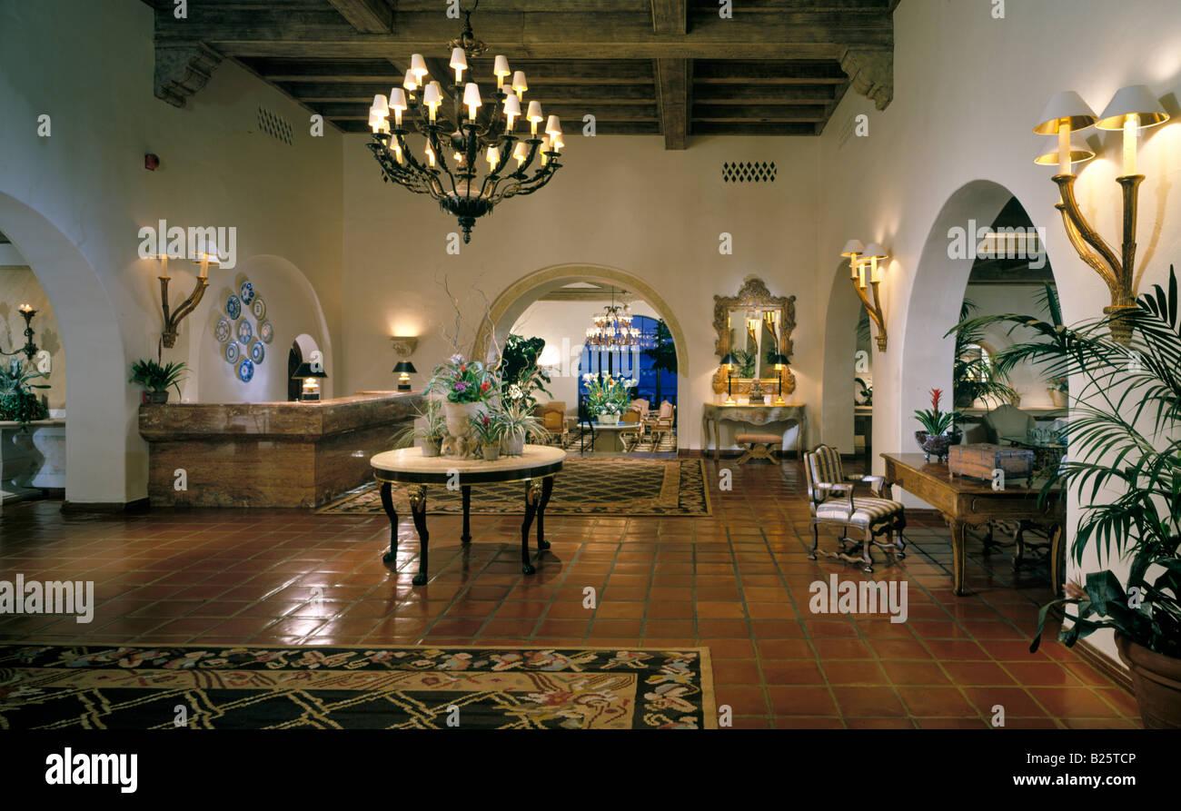 four seasons biltmore hotel in santa barbara california spanish