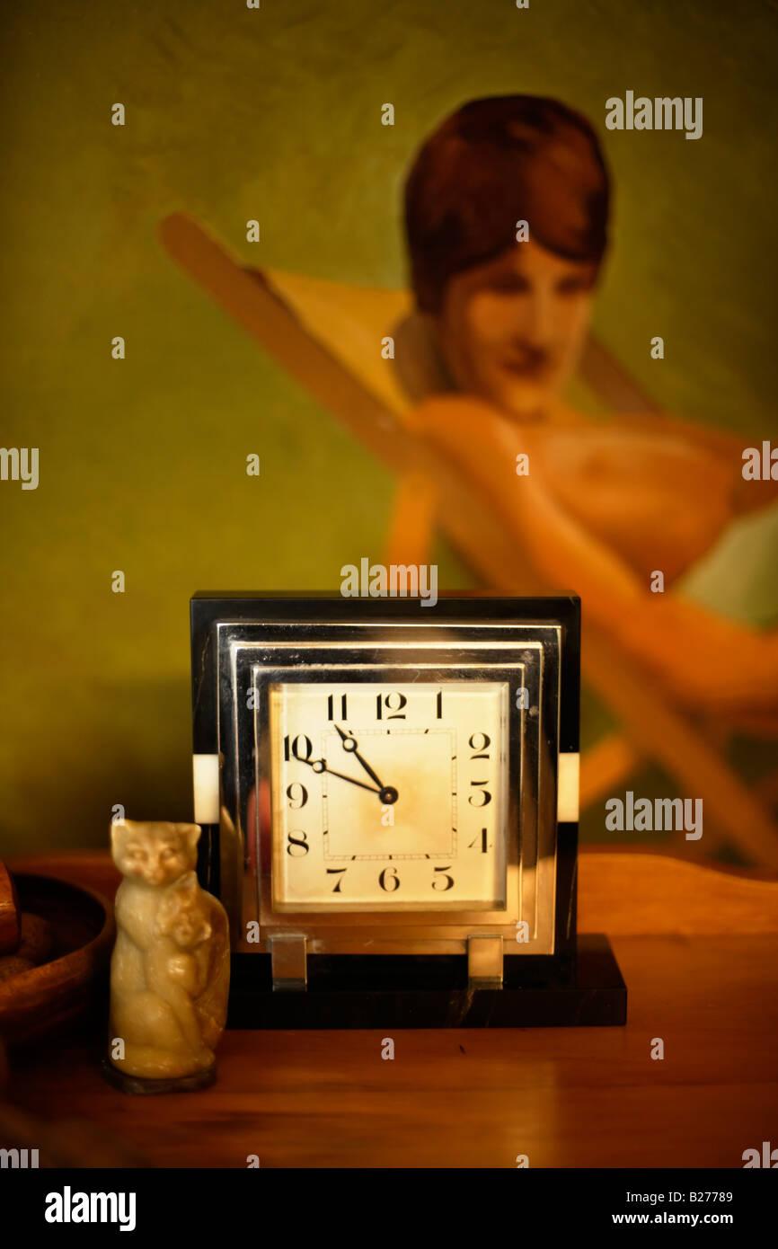 Clock Face Painting Stock Photos & Clock Face Painting Stock Images ...