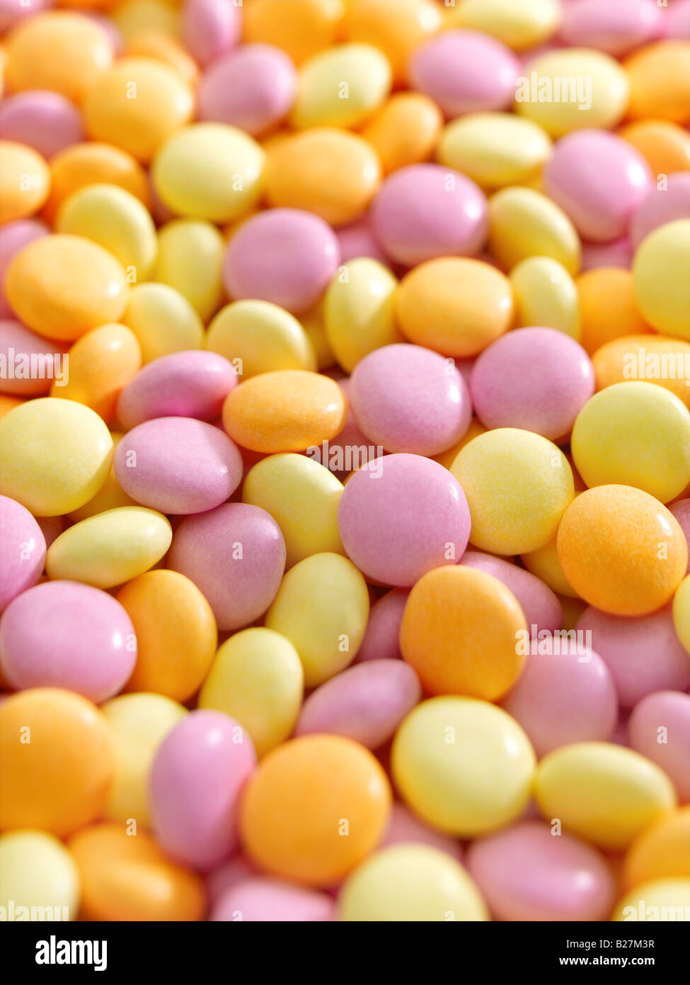 fruit chews - Stock Image